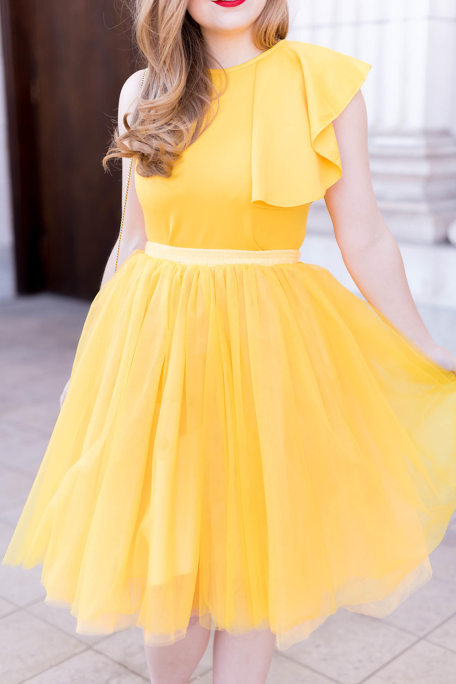 Beauty and the Beast Inspired Outfit Costume