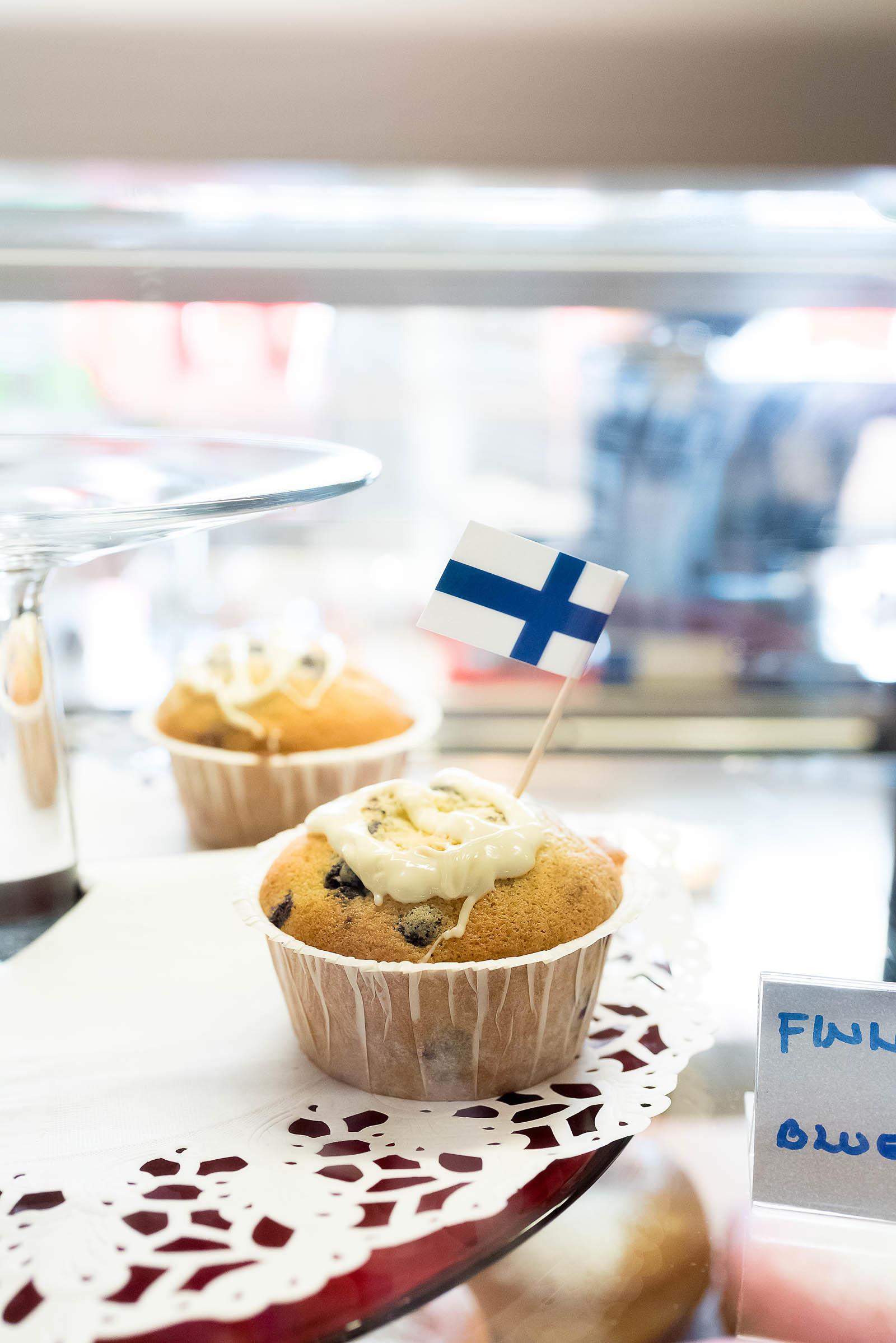 Rovaniemi Finland Santa Claus Village Coffee Shop