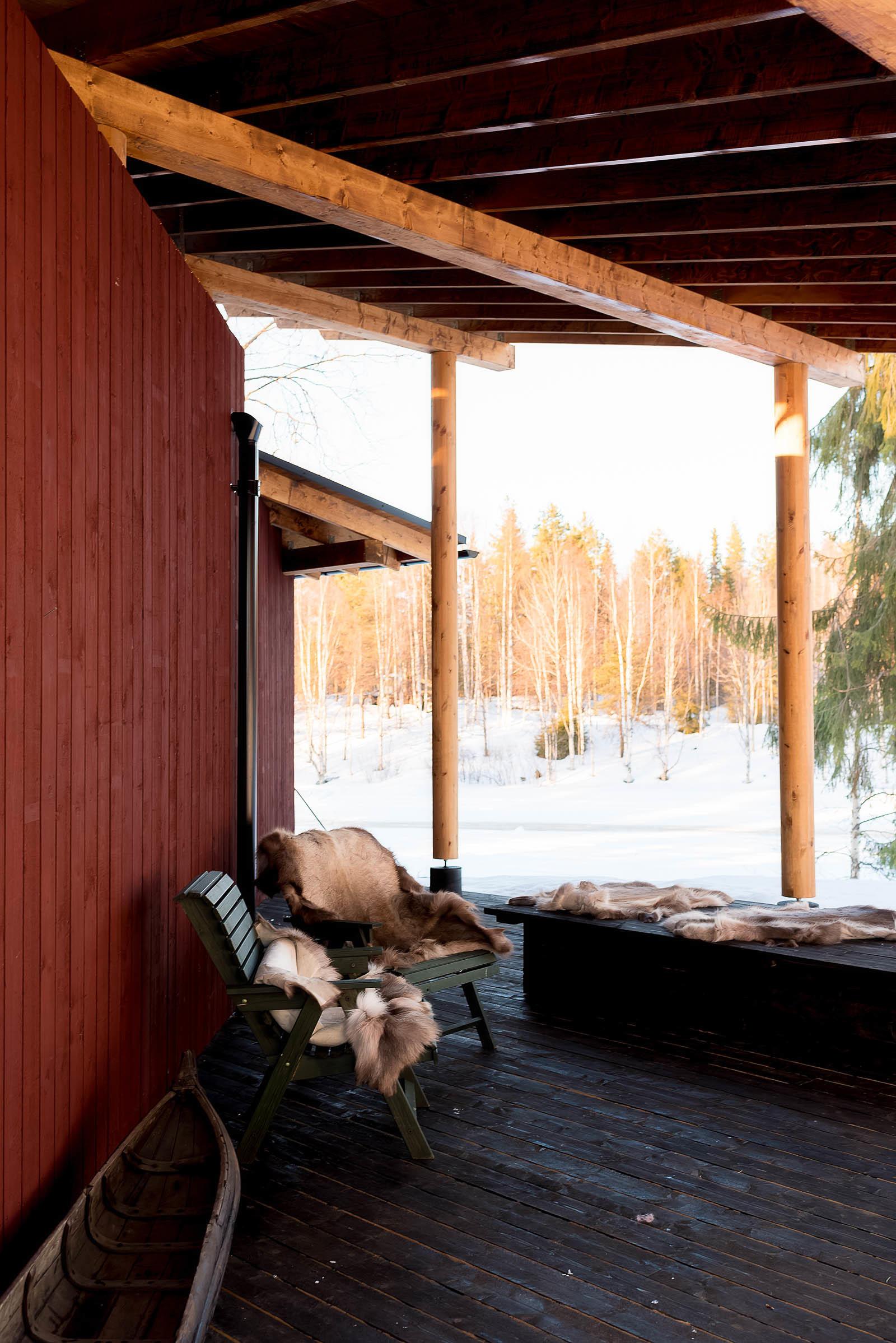 Lapland Rovaniemi Finland Hotel Vartiosaari