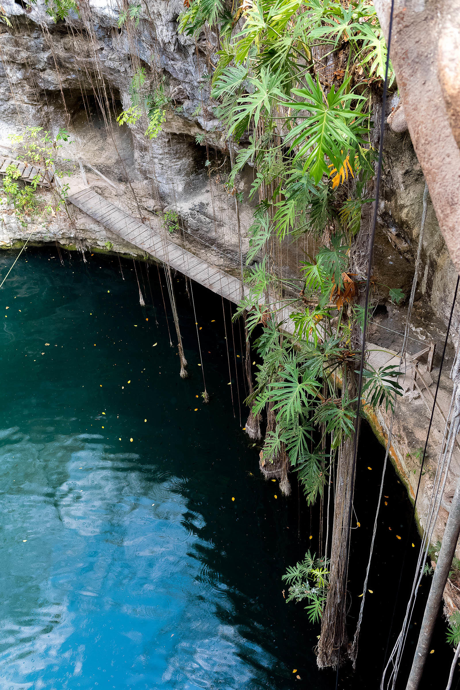 Ek Balam Mayan Archaeological Site and Mayan Cenote, Yucatán Mexico