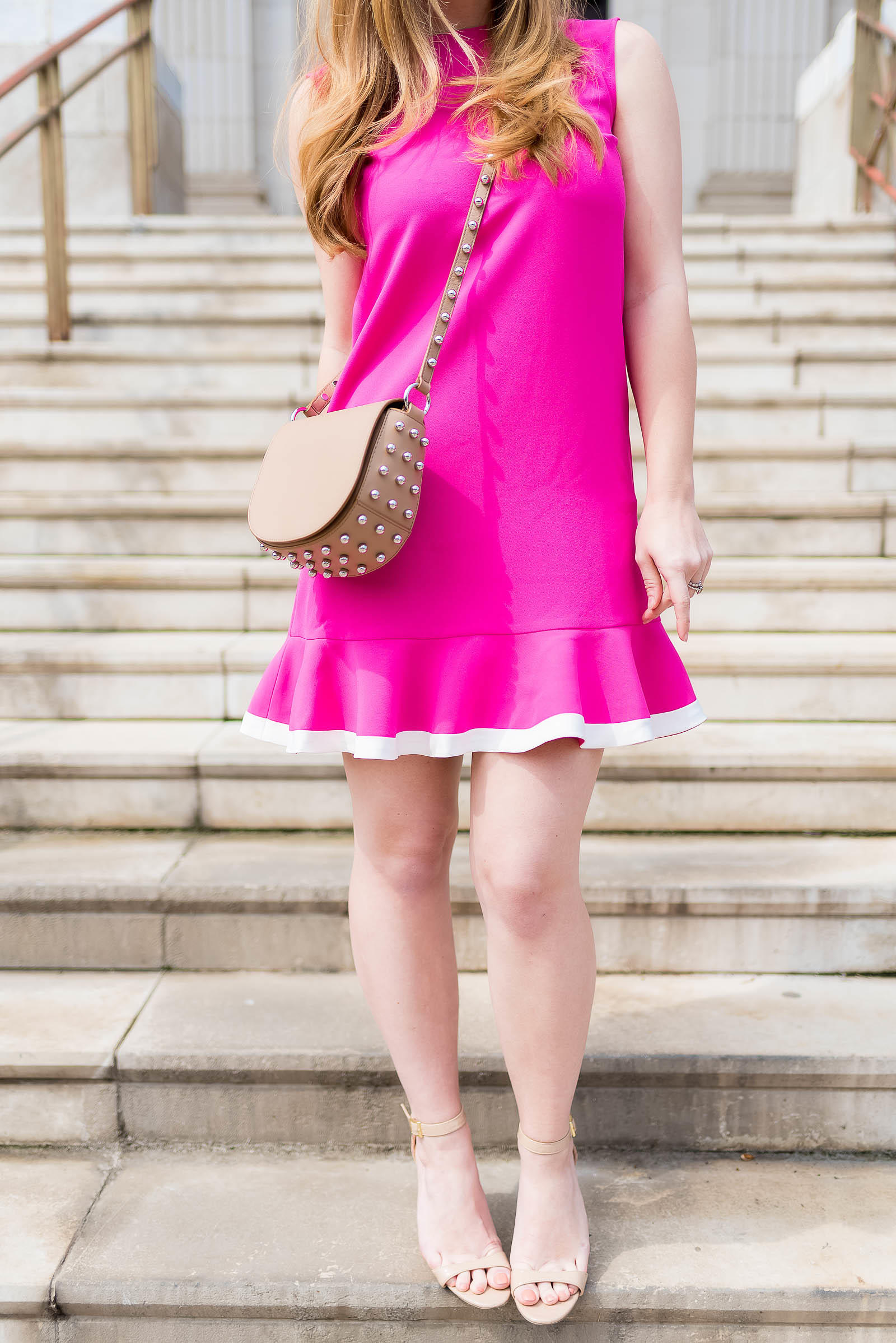 Victoria Beckham Target Alexander Wang Spring Outfit