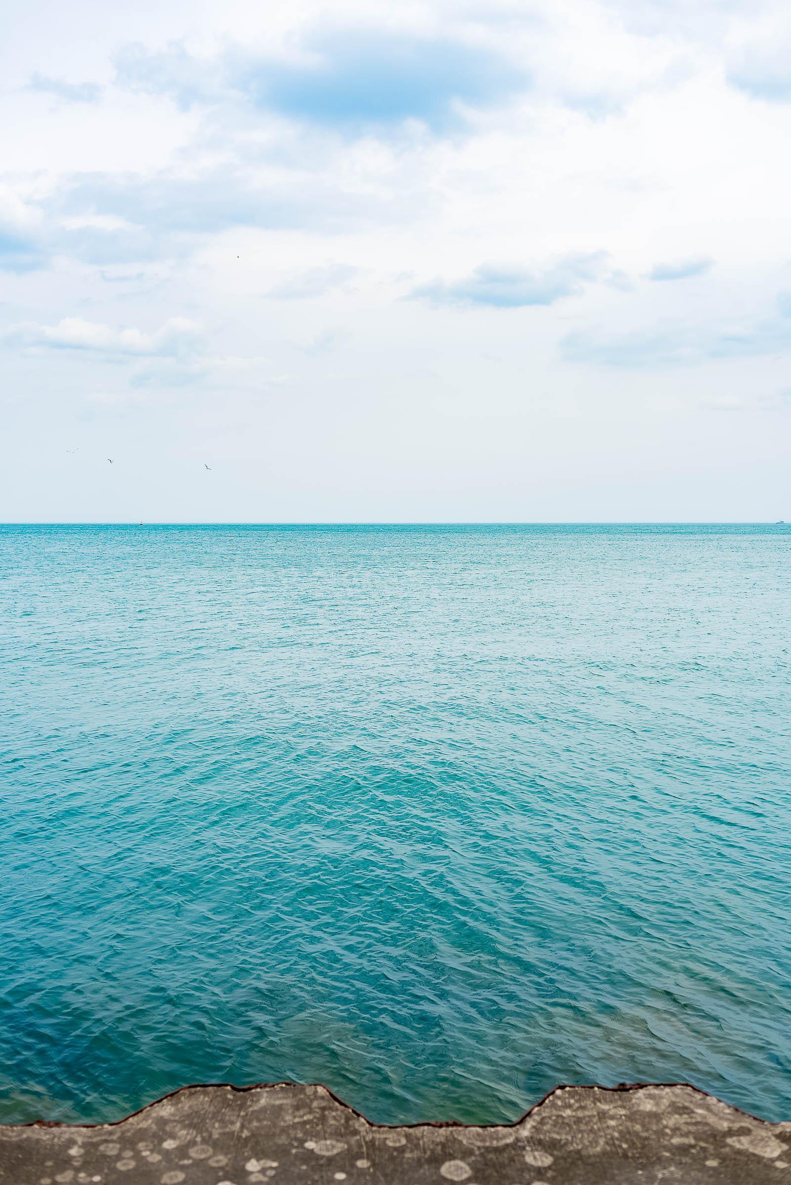 Lake Michigan Chicago Summer 2017