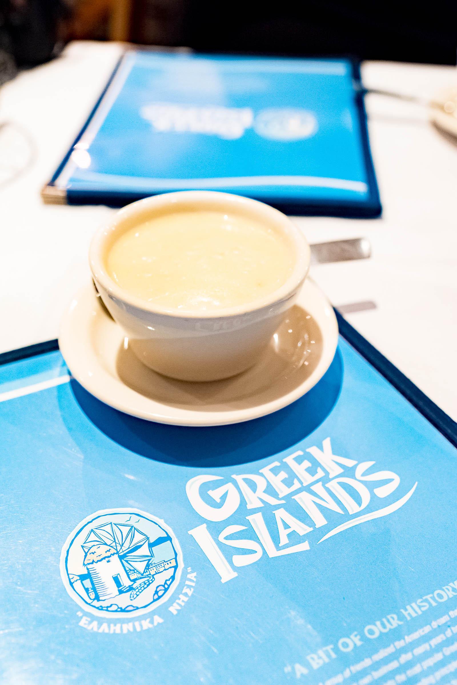 Greek Islands Chicago Restaurant