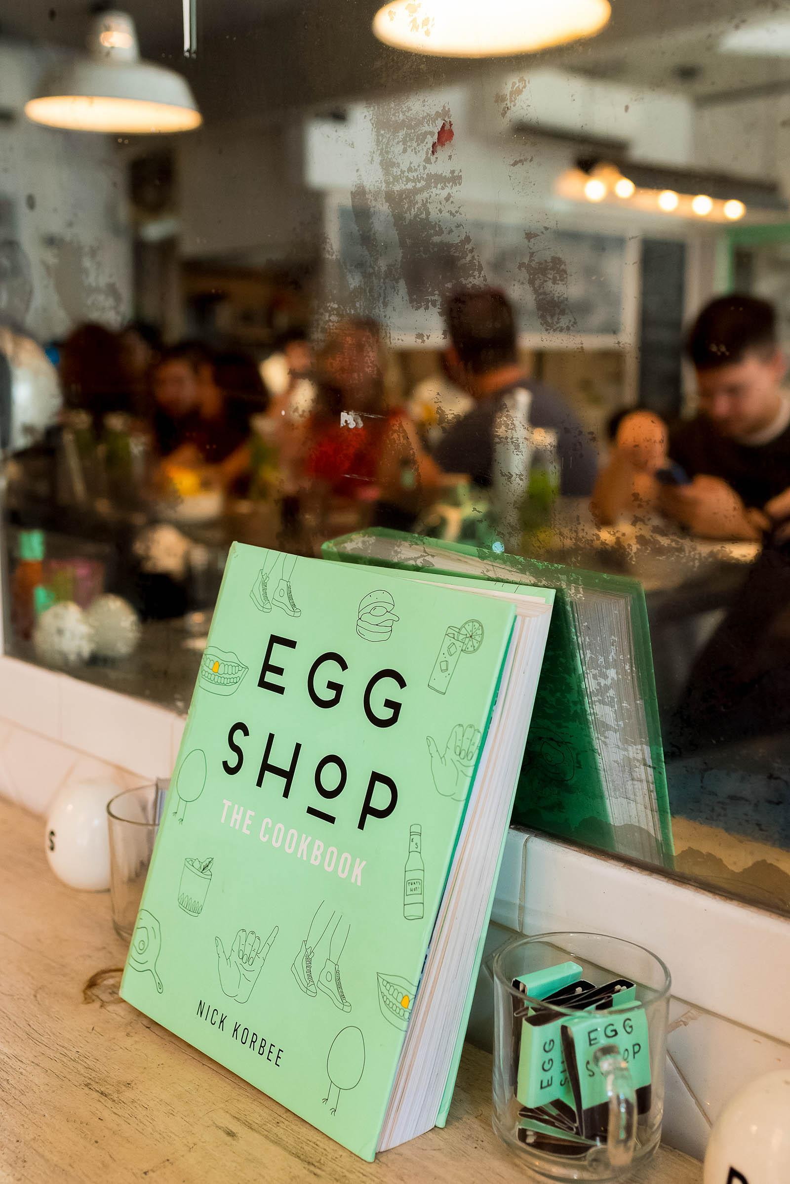 Egg Shop NYC Restaurant