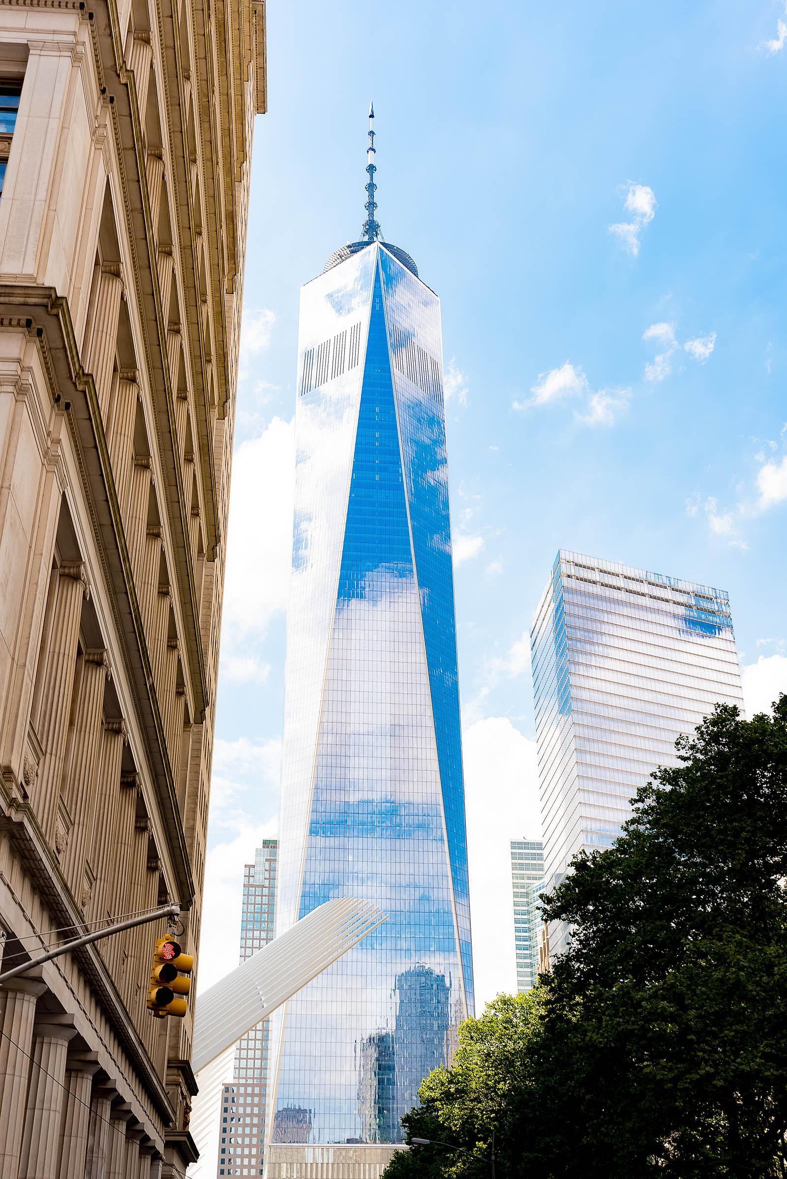 New York City June 2017