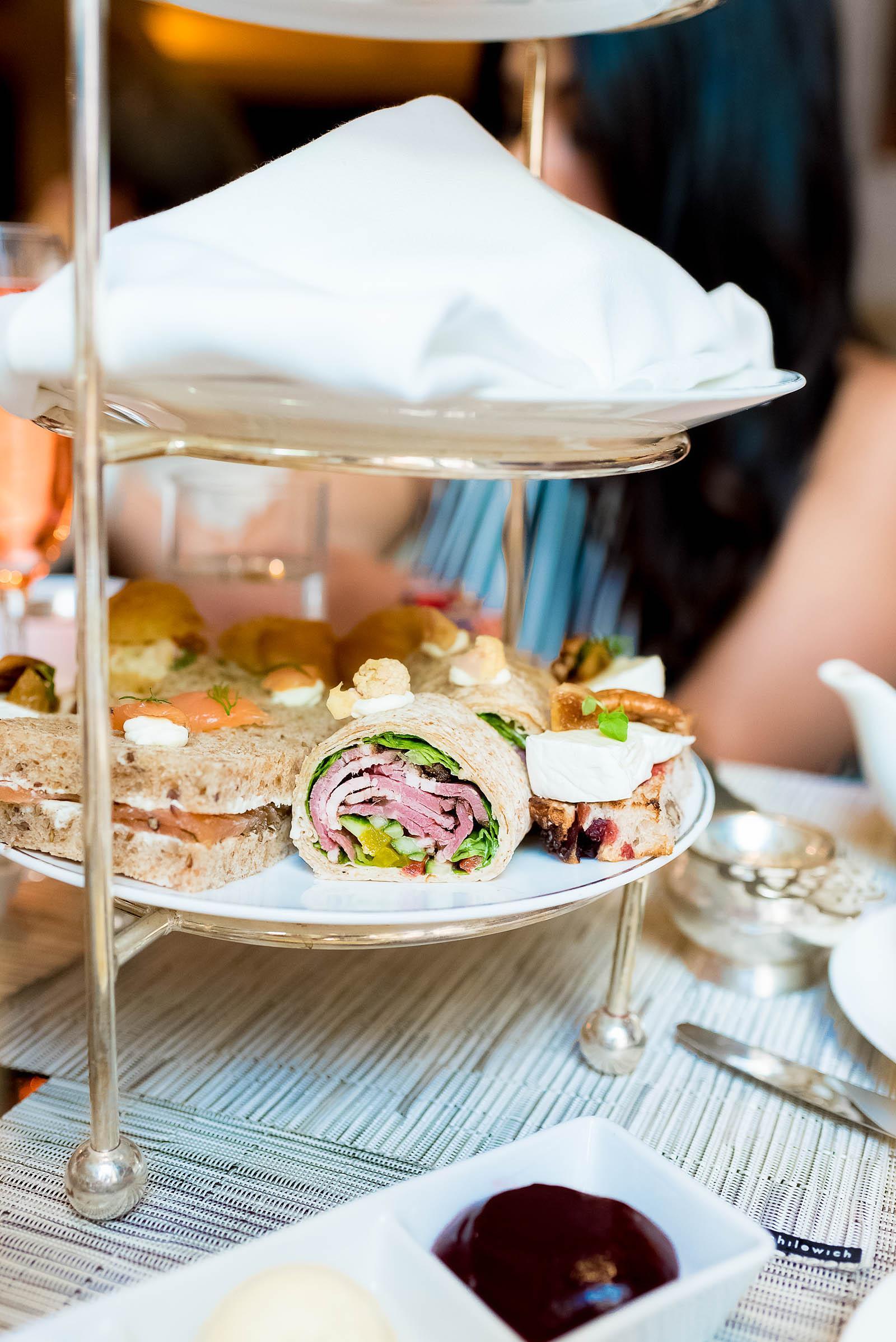 Peninsula Hotel NYC Afternoon Tea