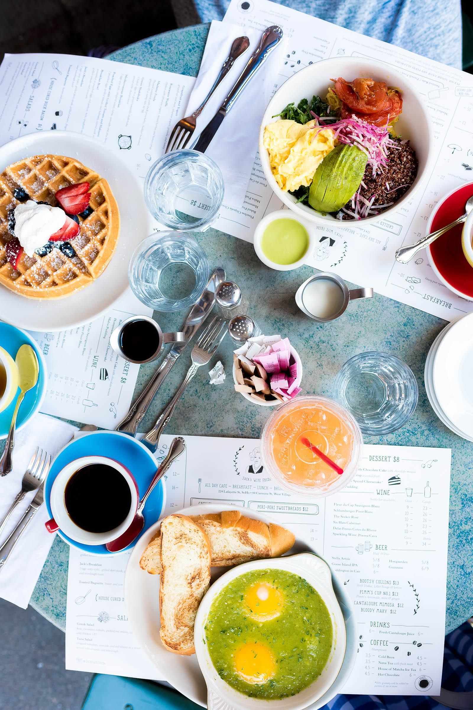 Jack's Wife Freda NYC Restaurant