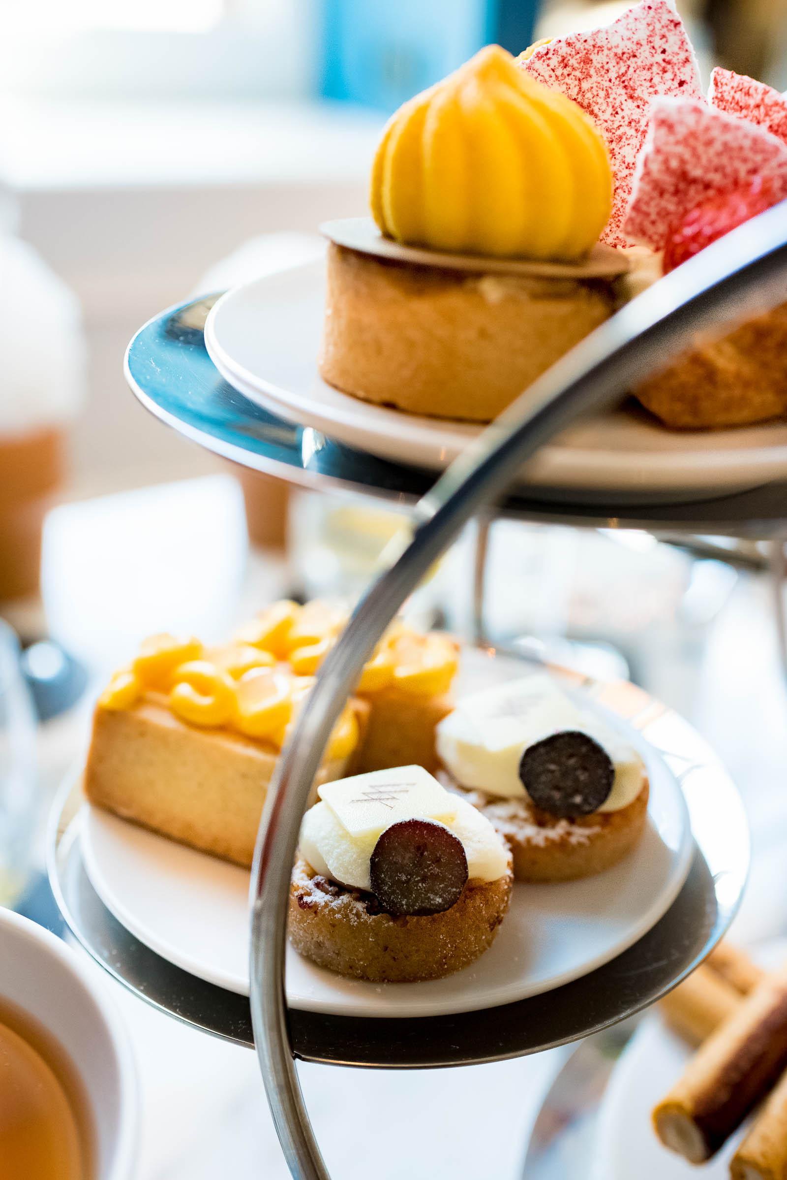 Waldorf Astoria Amsterdam Afternoon Tea