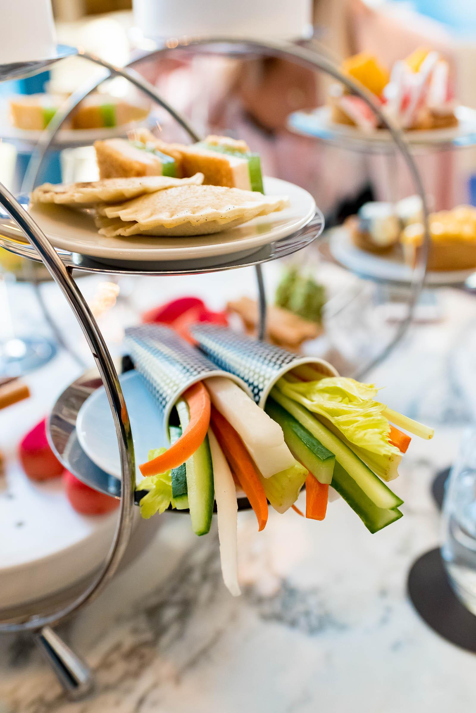 Waldorf Astoria Amsterdam Afternoon Tea