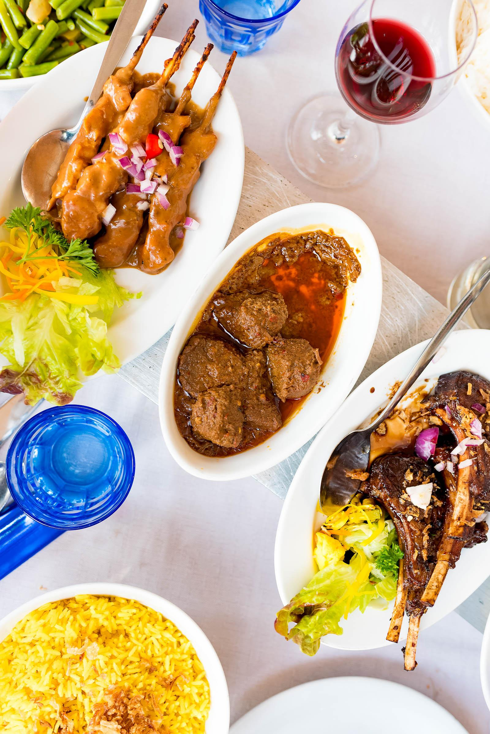 Indrapura Amsterdam Indonesian Restaurant