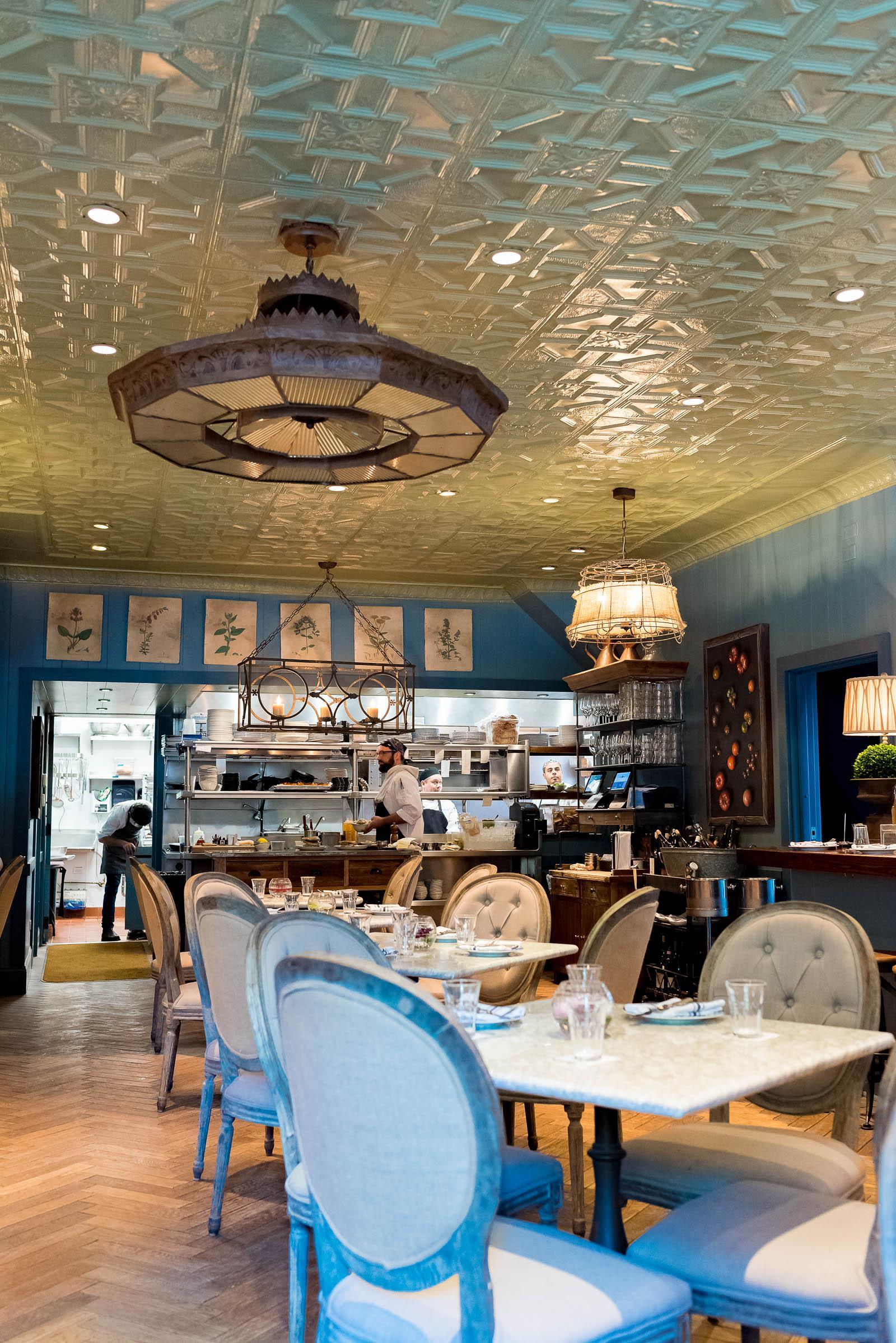 Blue Door Kitchen Chicago