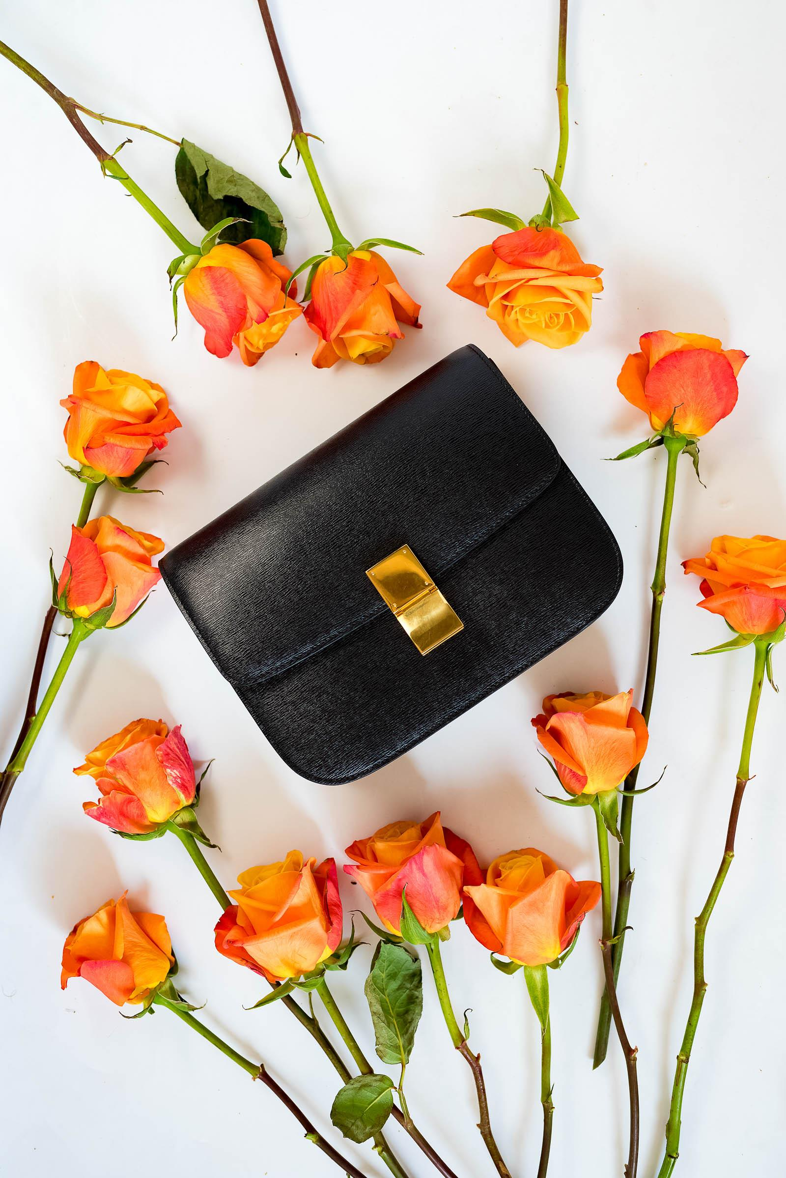 Céline Box Bag Review, 2015 Medium Black