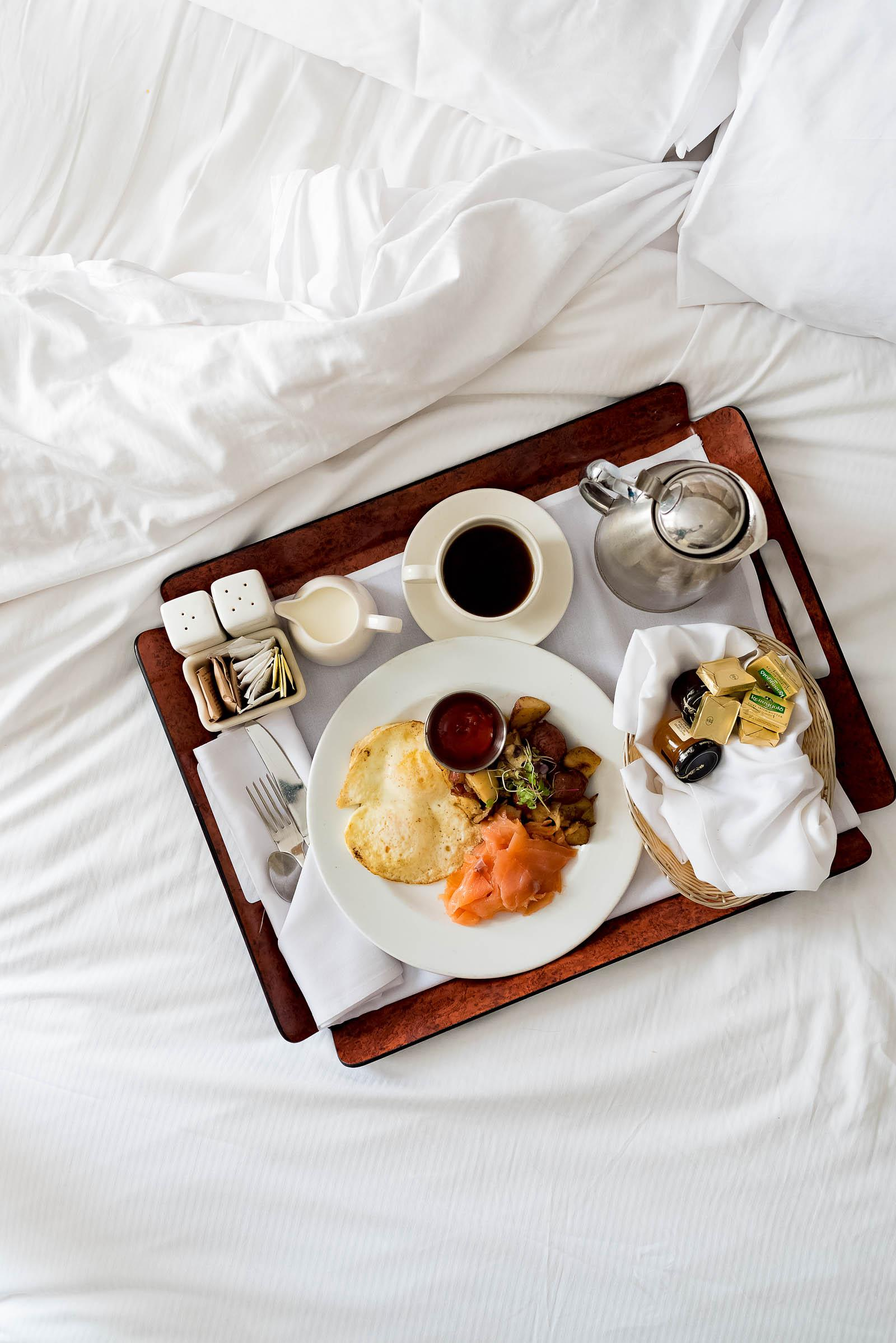 Fitzpatrick Hotel NYC Breakfast Room Service