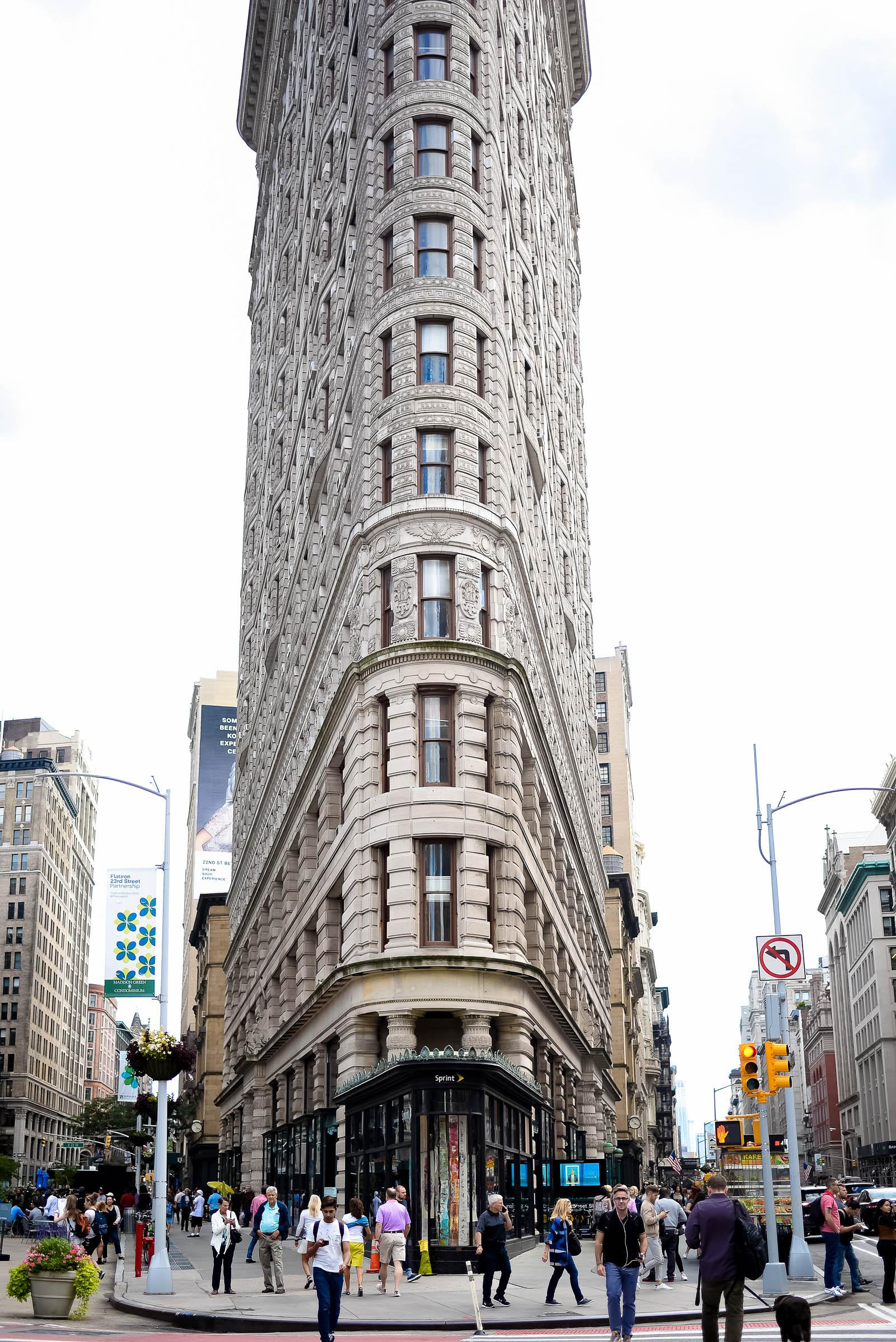NYC Flatiron Building