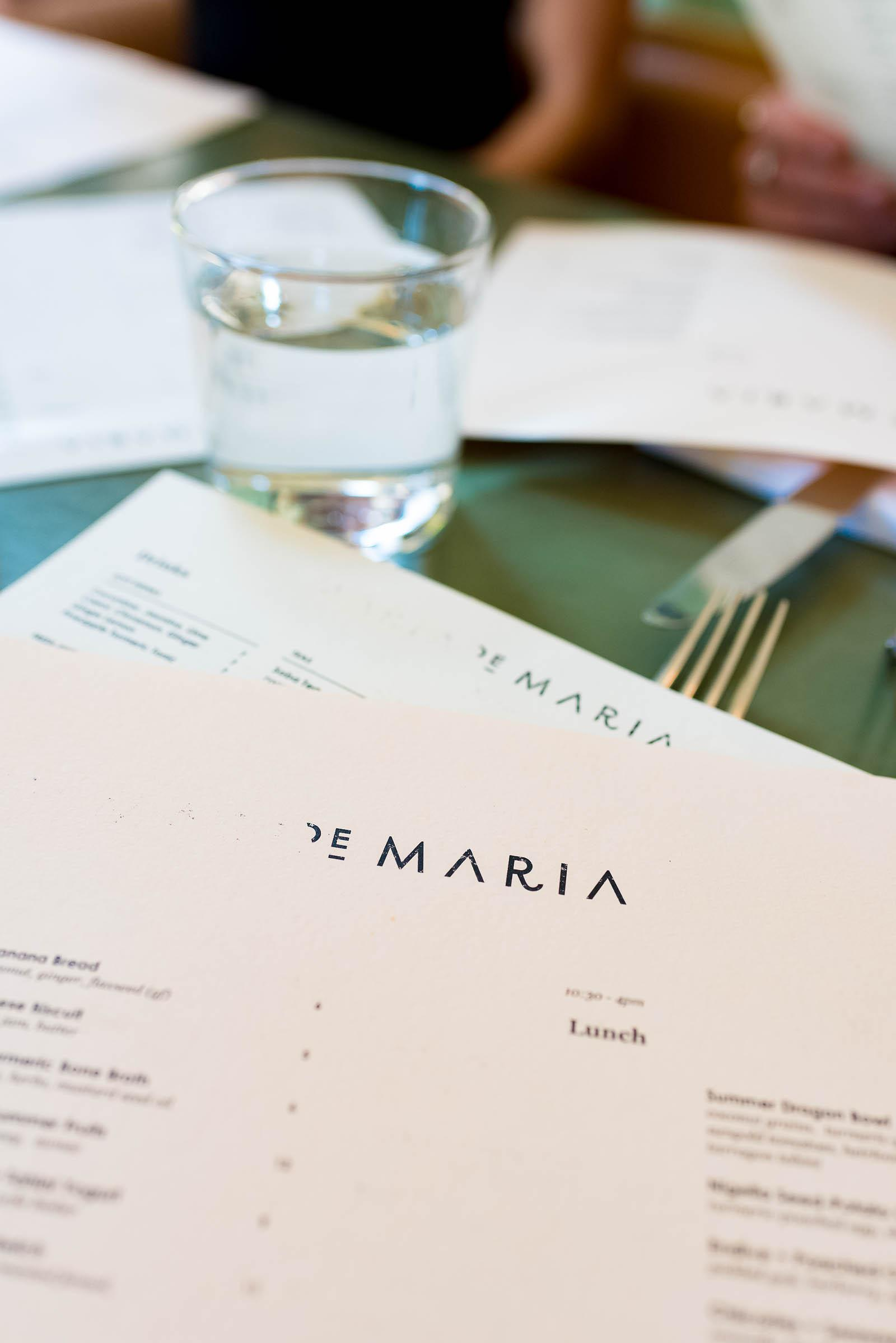 De Maria NYC Brunch