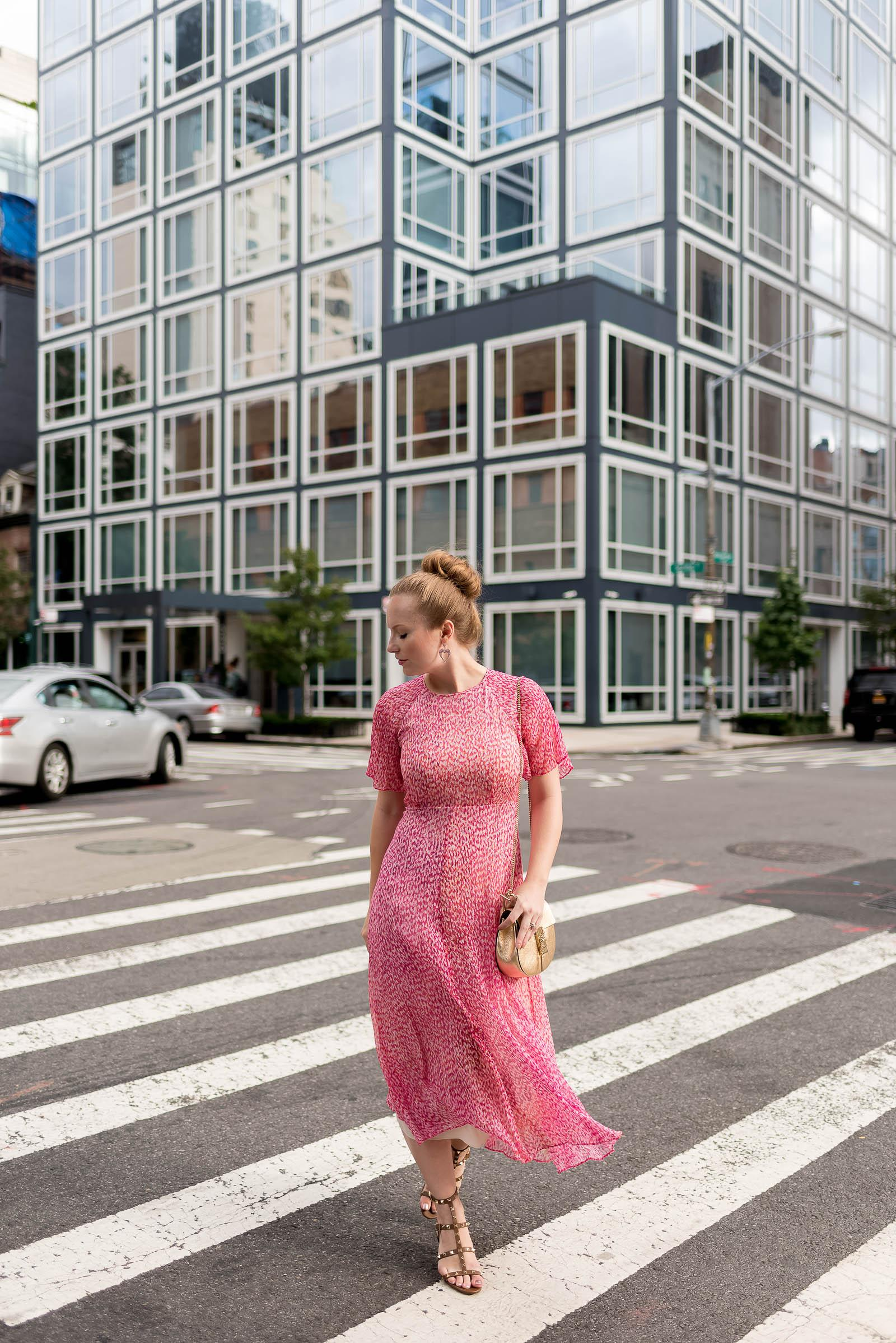 Fashion Week Style LK Bennett Chloé Valentino