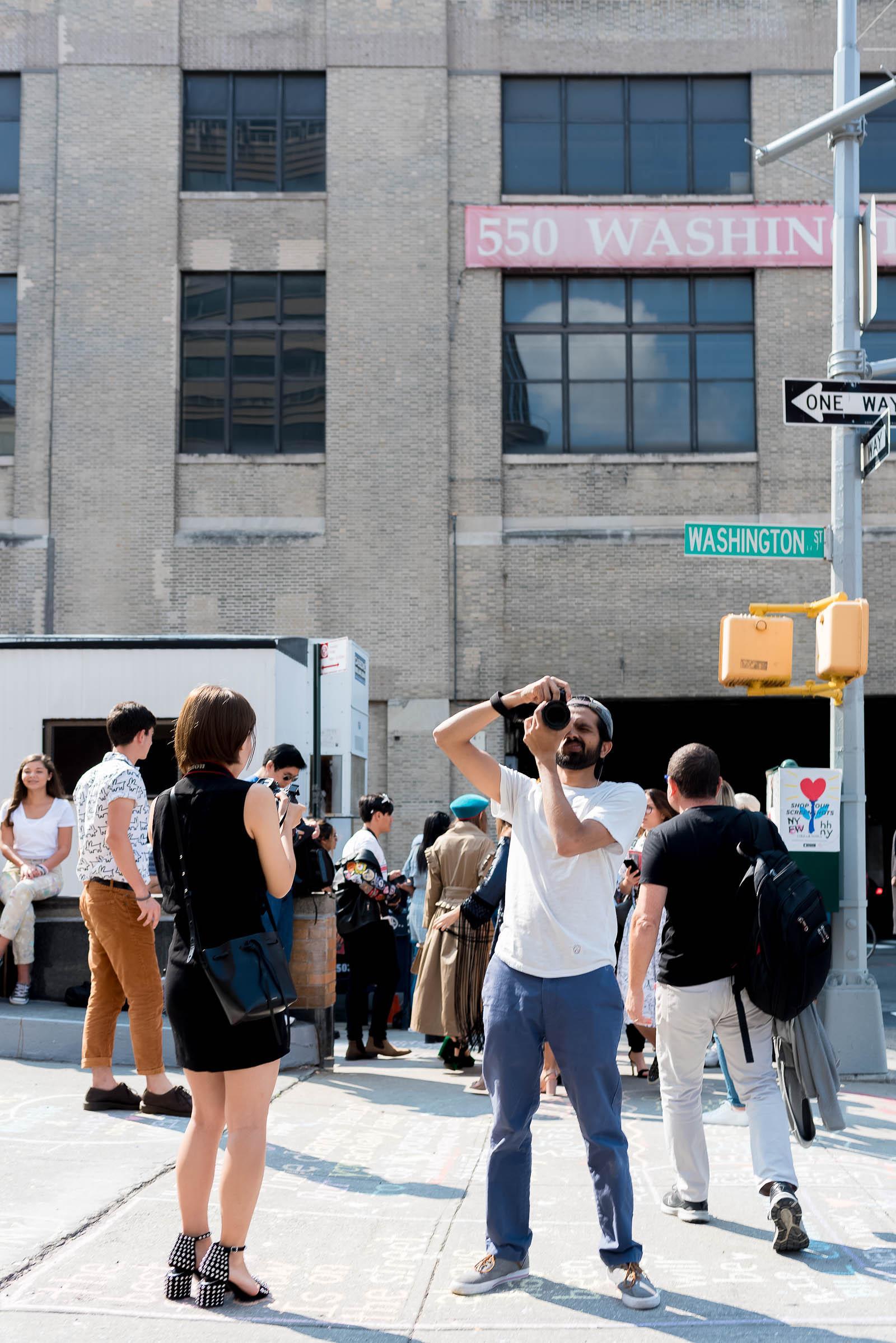 NYFW September 2017 Street Style