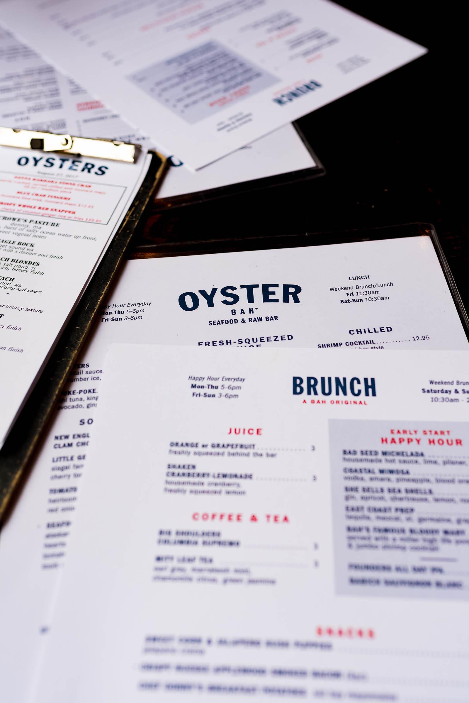 Oyster Bah Chicago Brunch