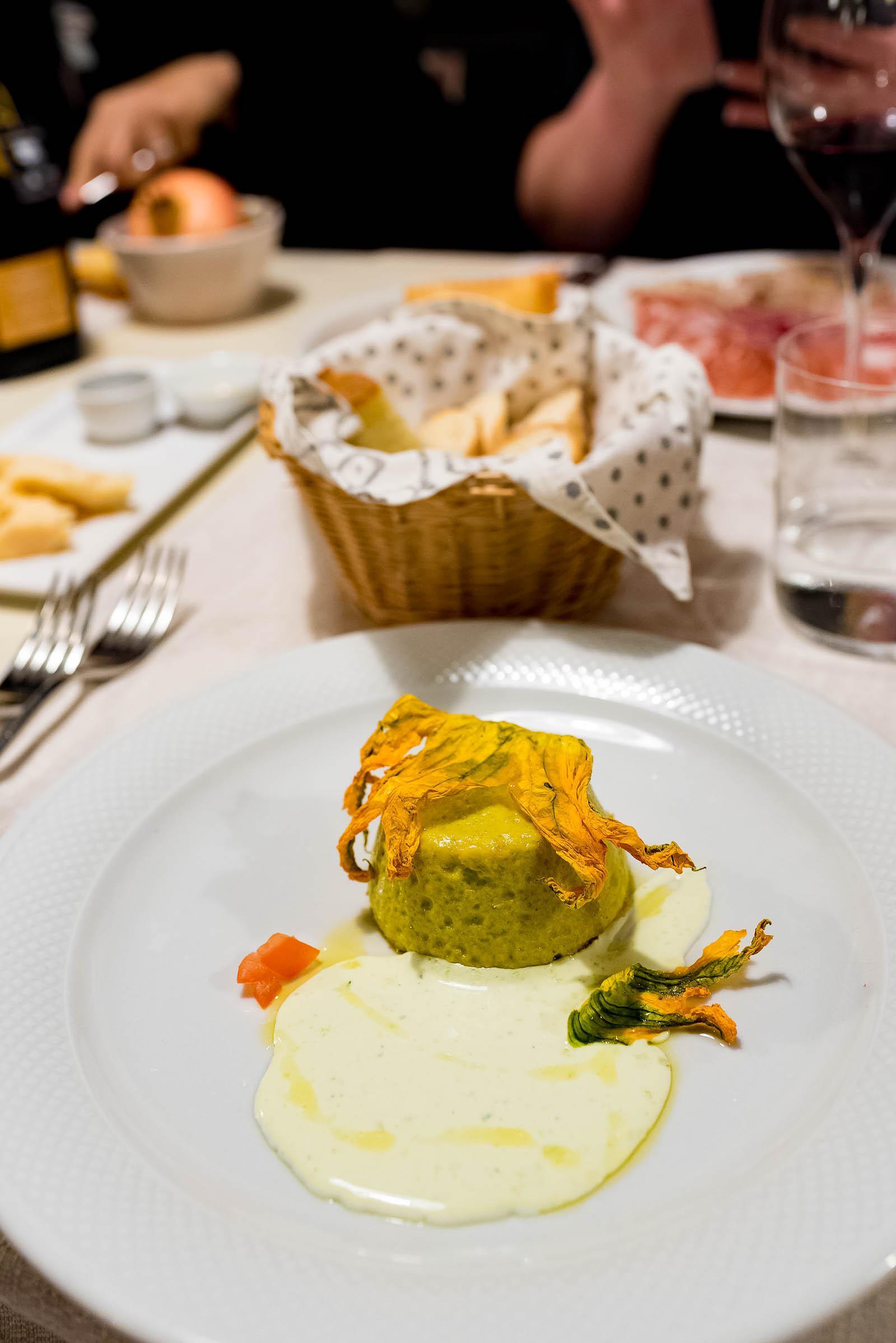 Ristorante Angiol d'Or Parma Italy