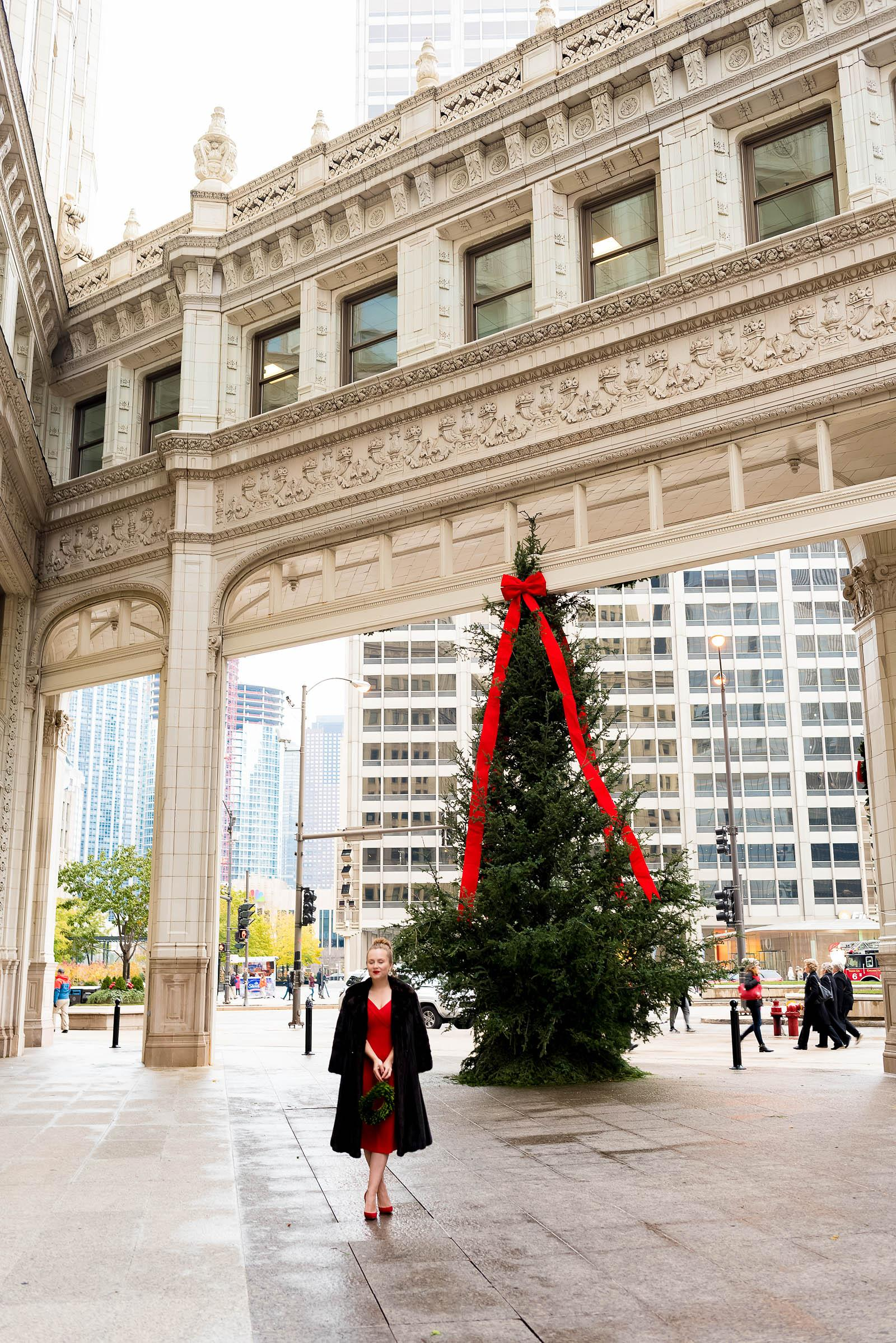 a chicago christmas - Chicago Christmas