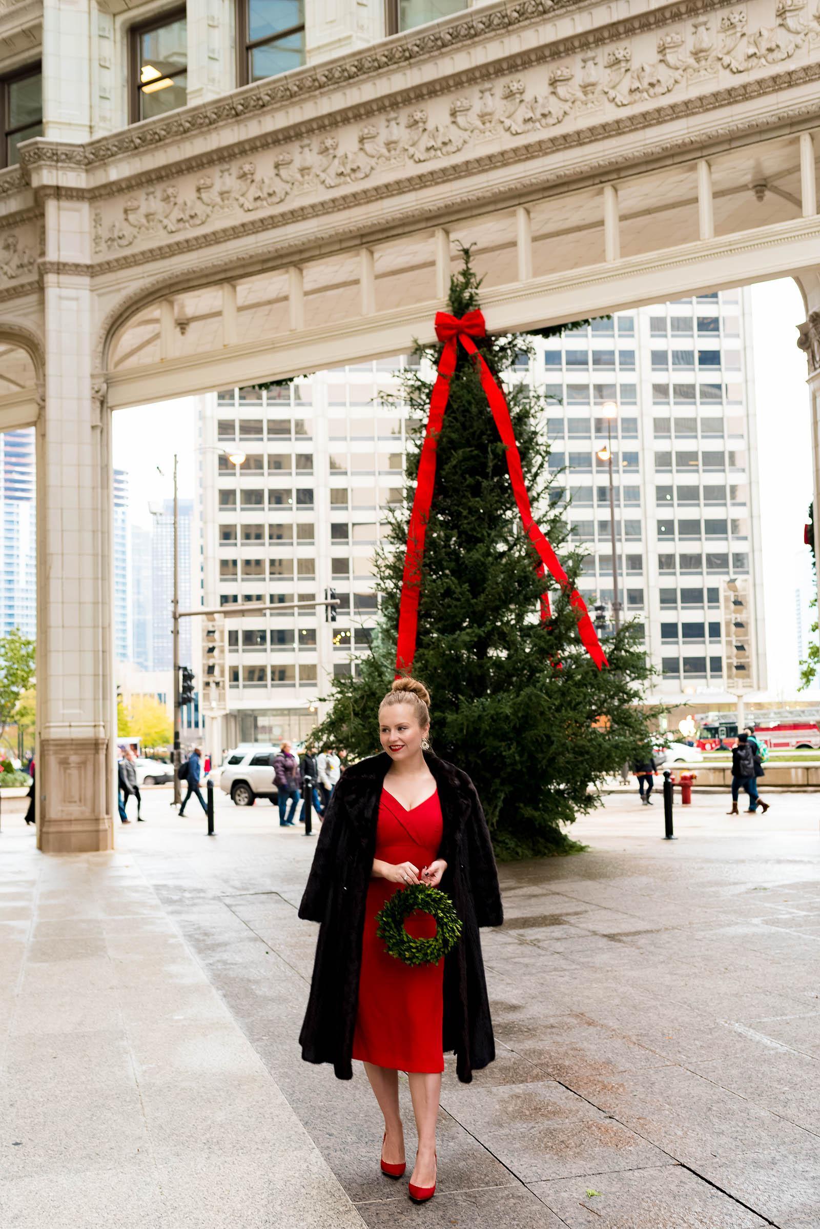 Chicago Christmas 2017