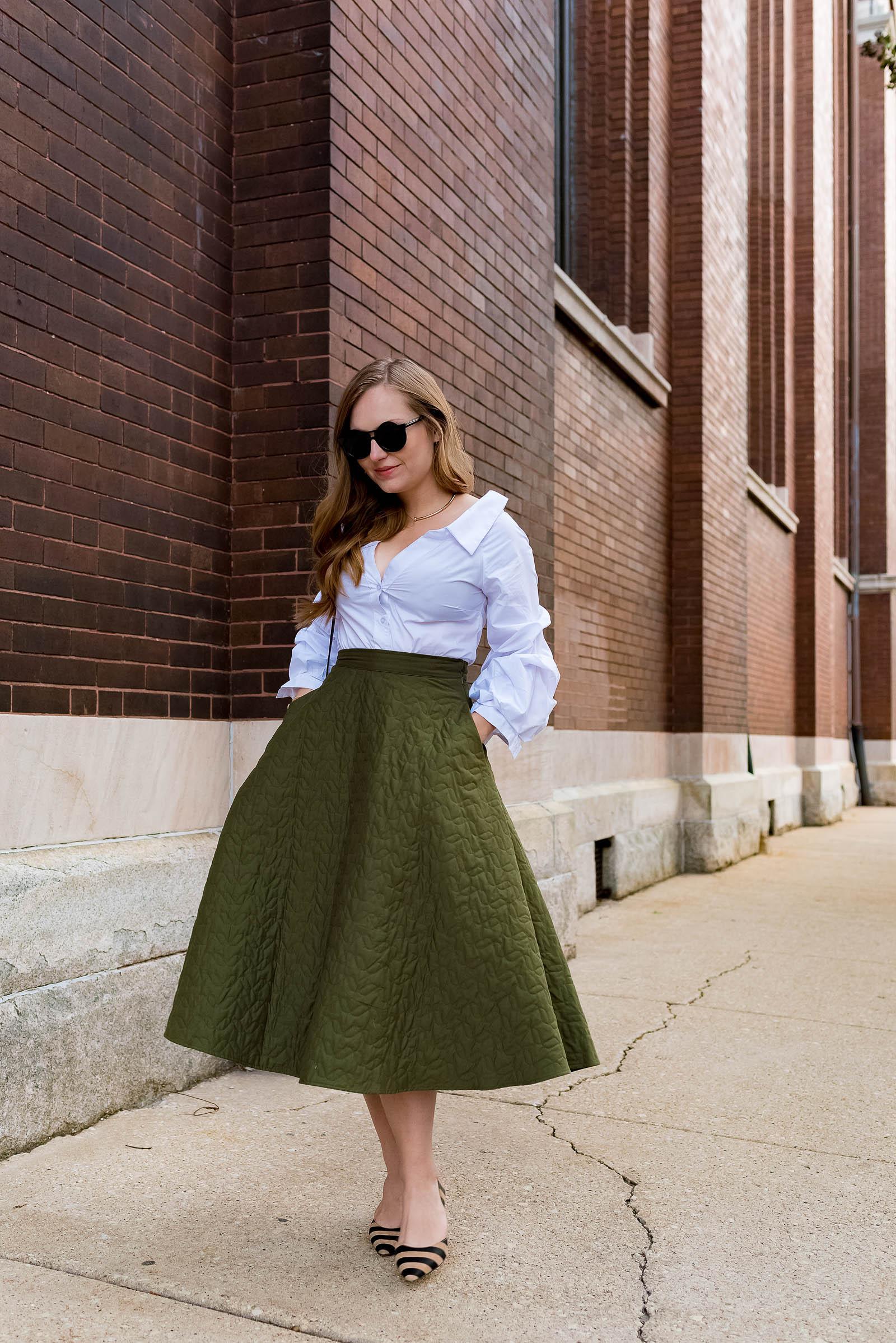 Classic Style Blogger Céline Box Bag