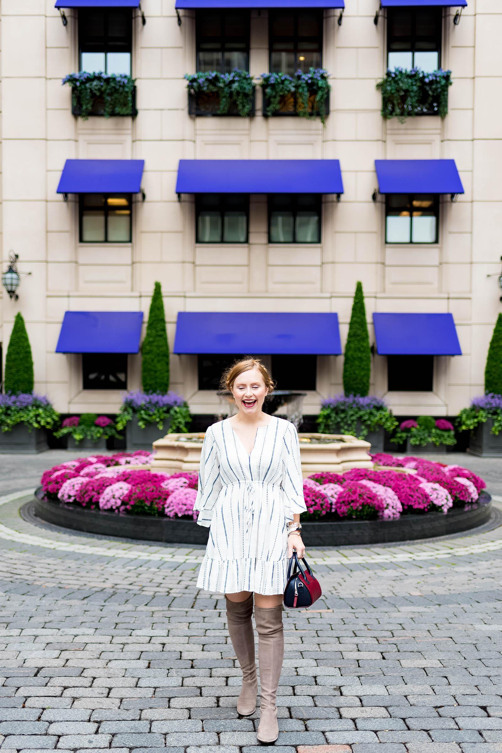 Waldorf Astoria Chicago La Prairie Brunch