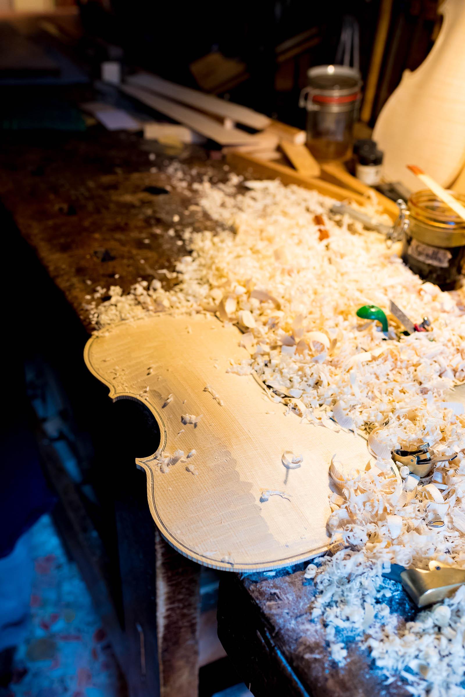 Cremona Italy Violin Maker