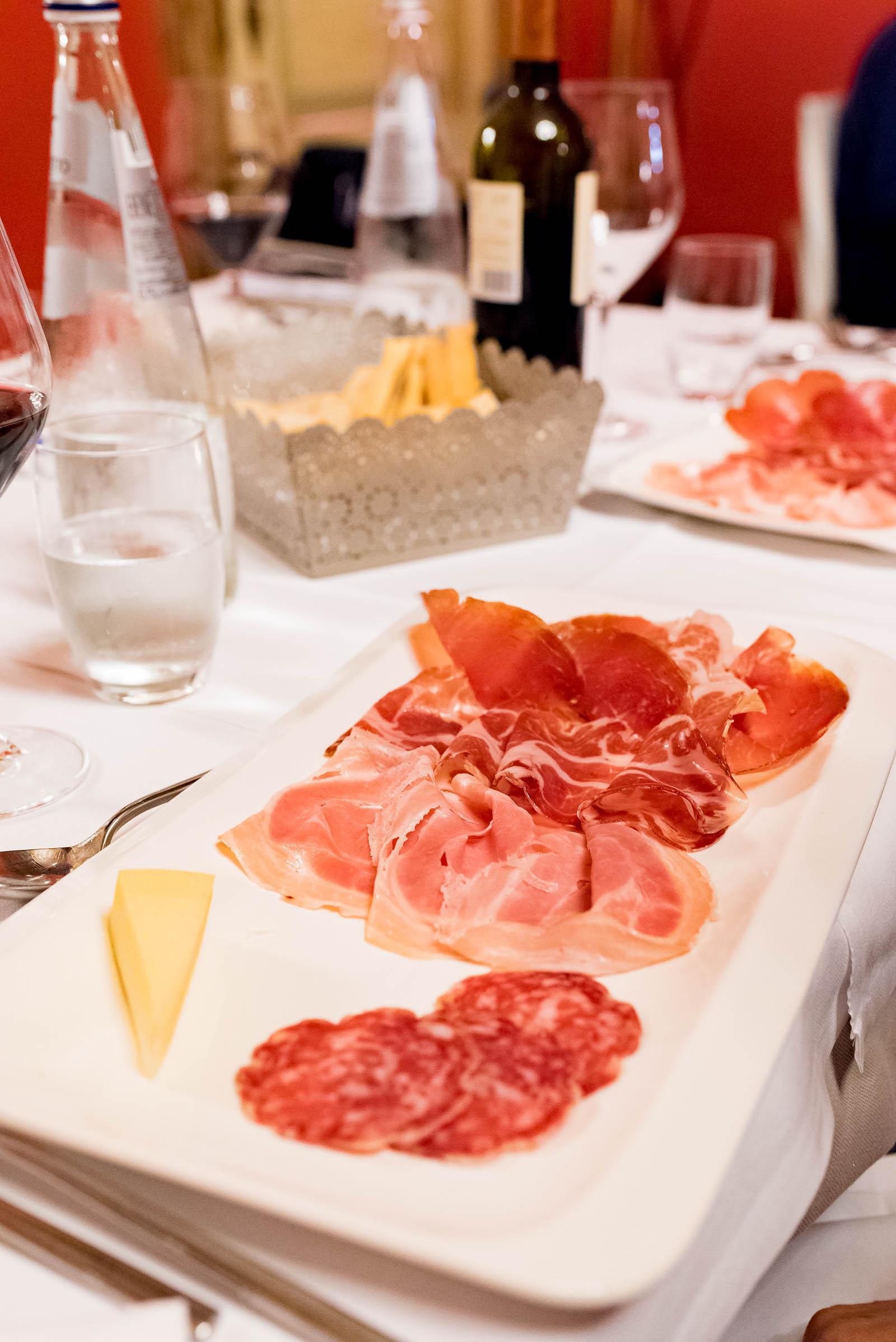 Hosteria del 700 Restaurant Cremona Italy