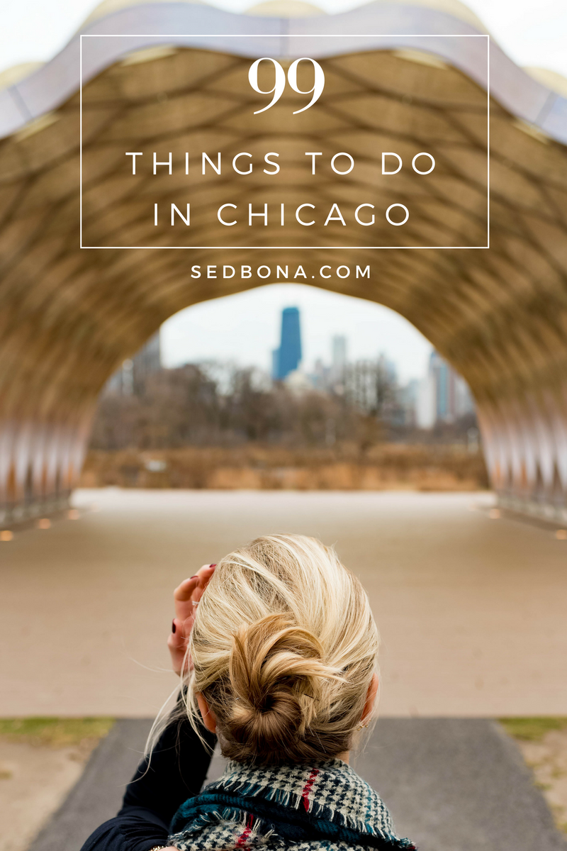 99 Things To Do in Chicago