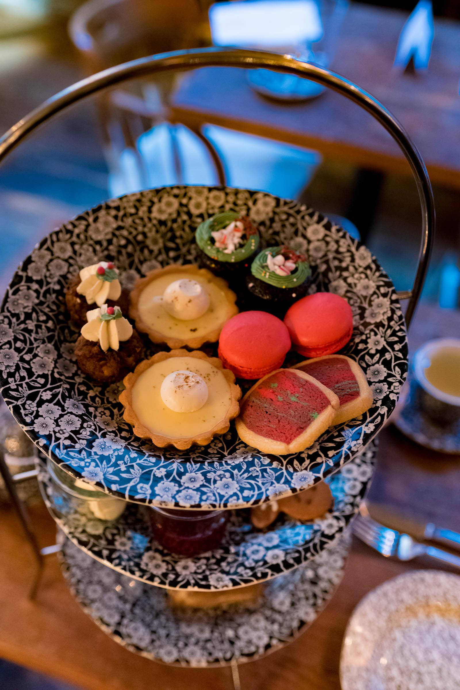 The Allis Holiday Afternoon Tea Chicago