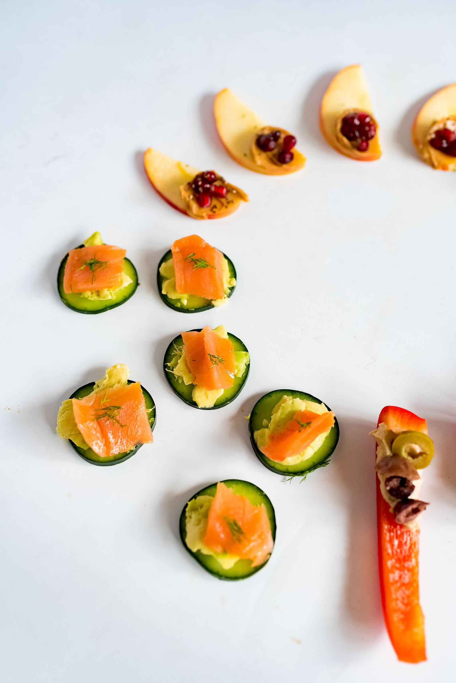 3 Easy Healthy Snacks
