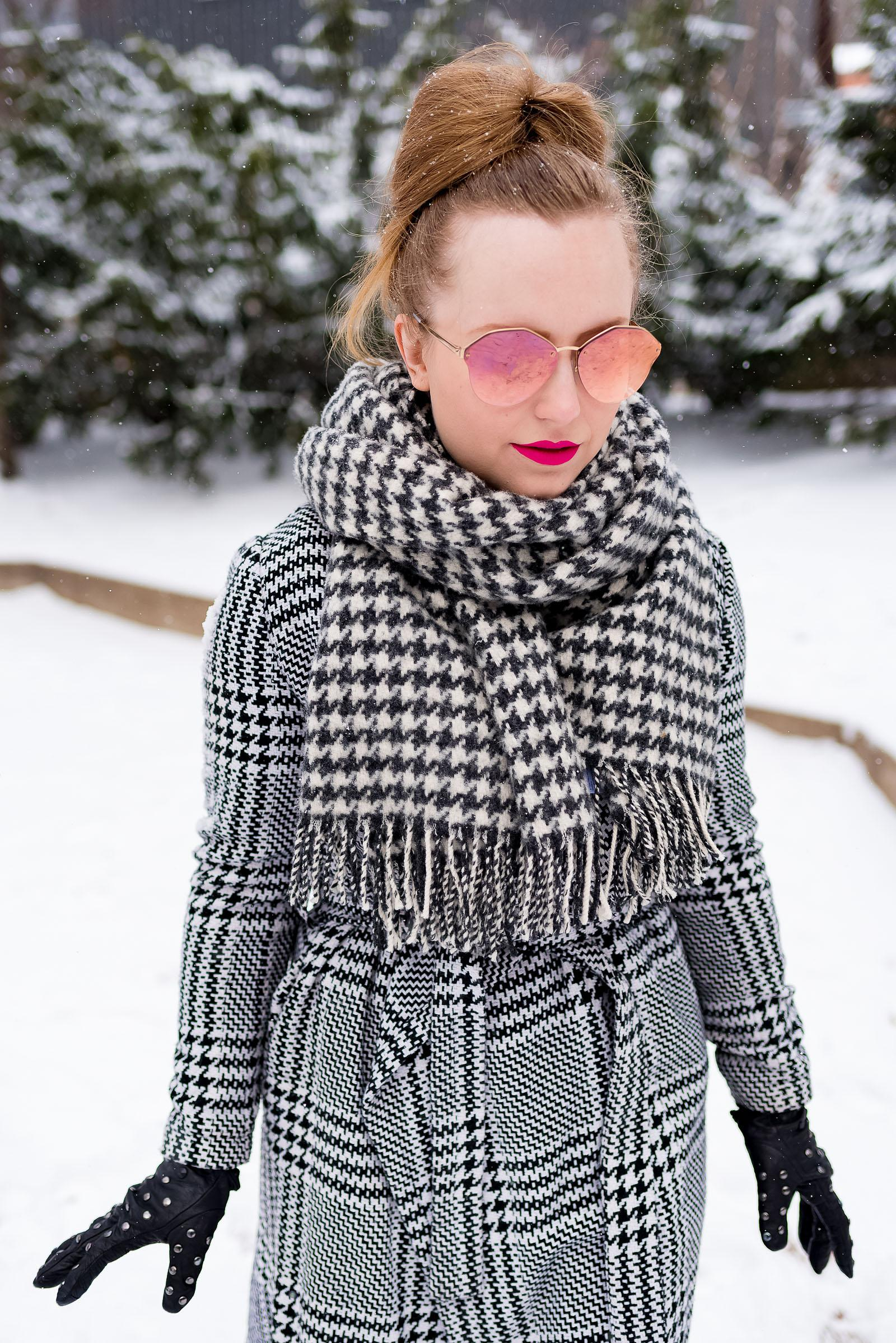 Chic Snow Style