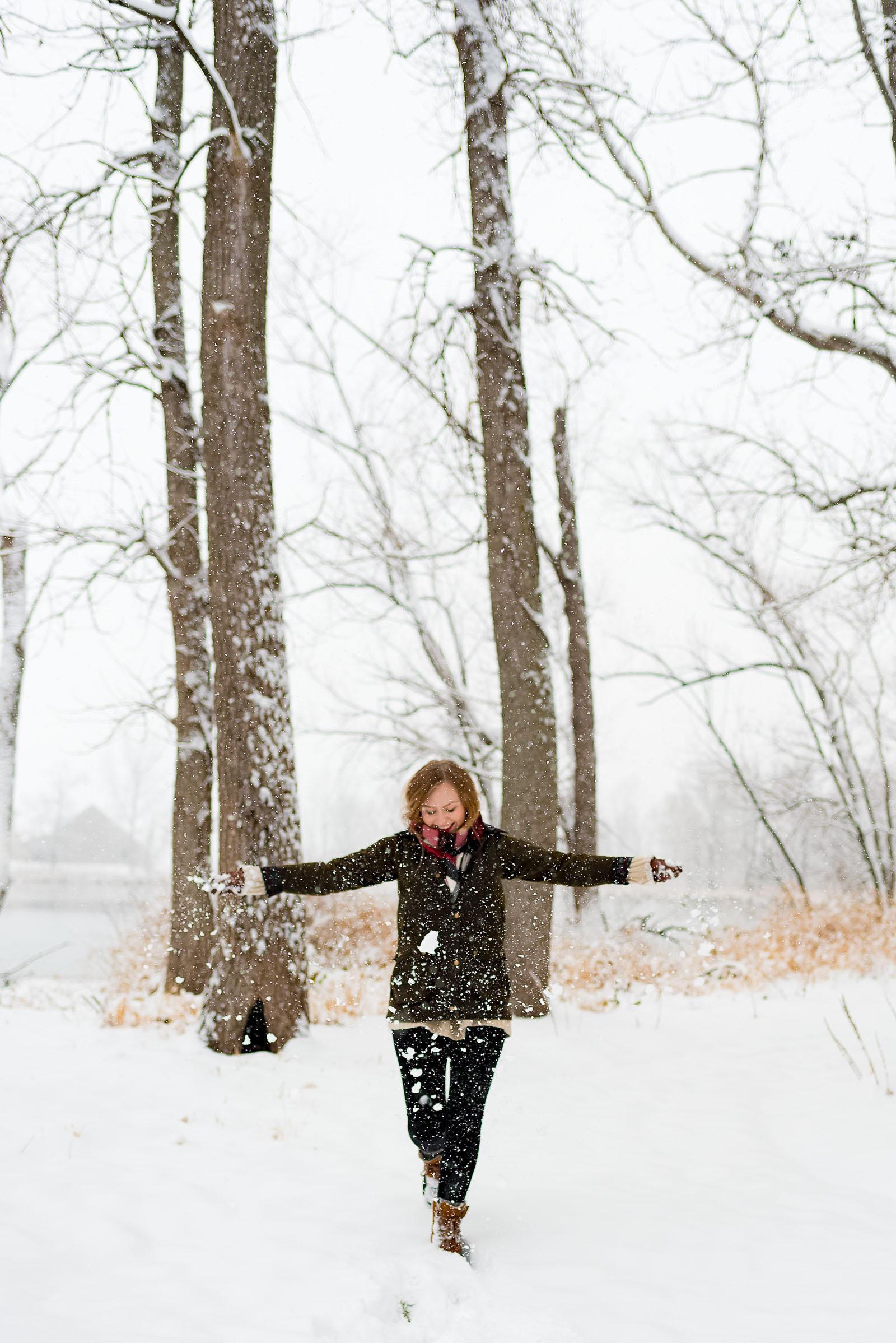 Chic Winter Snow Outfits