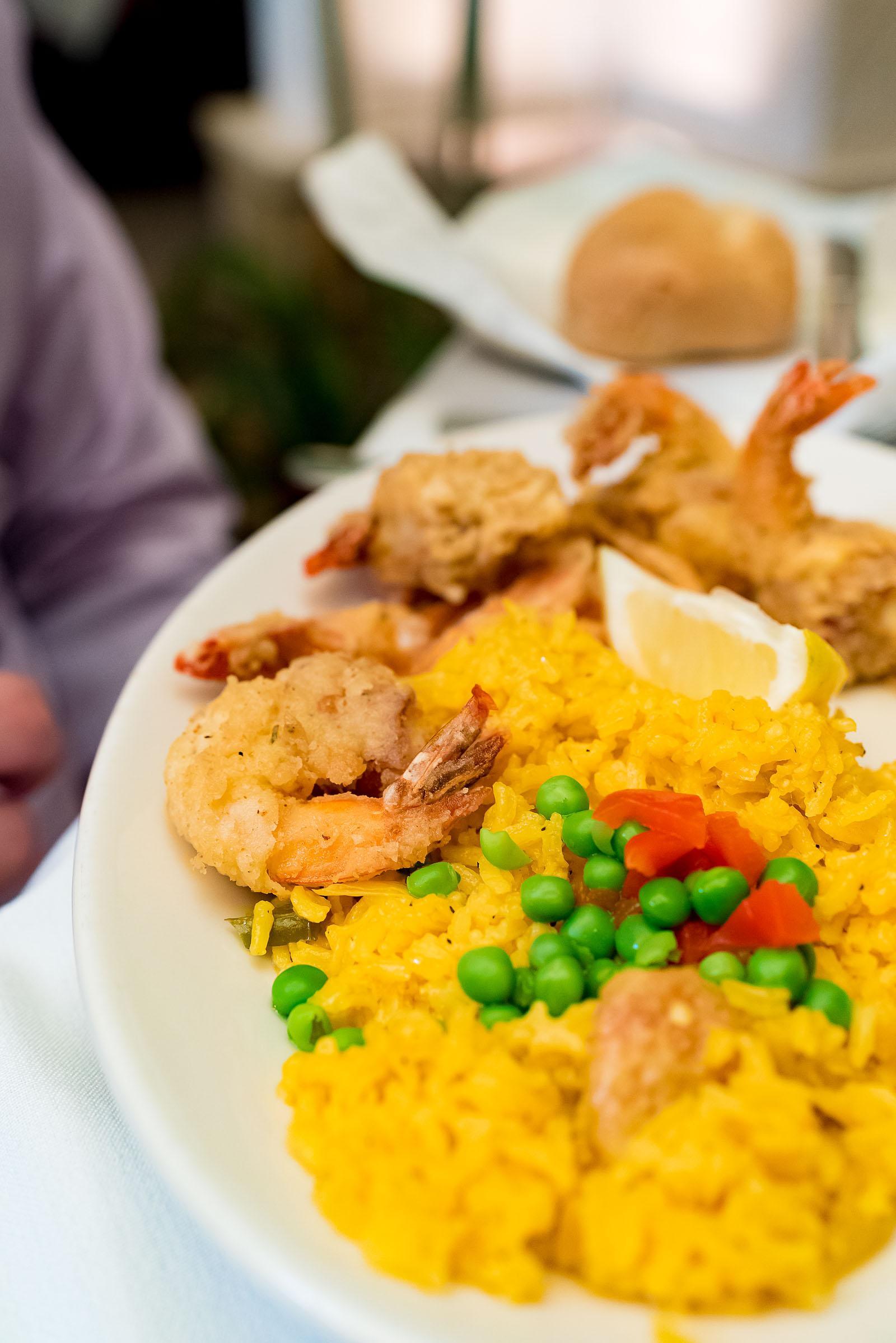 Columbia Restaurant Ybor City Florida