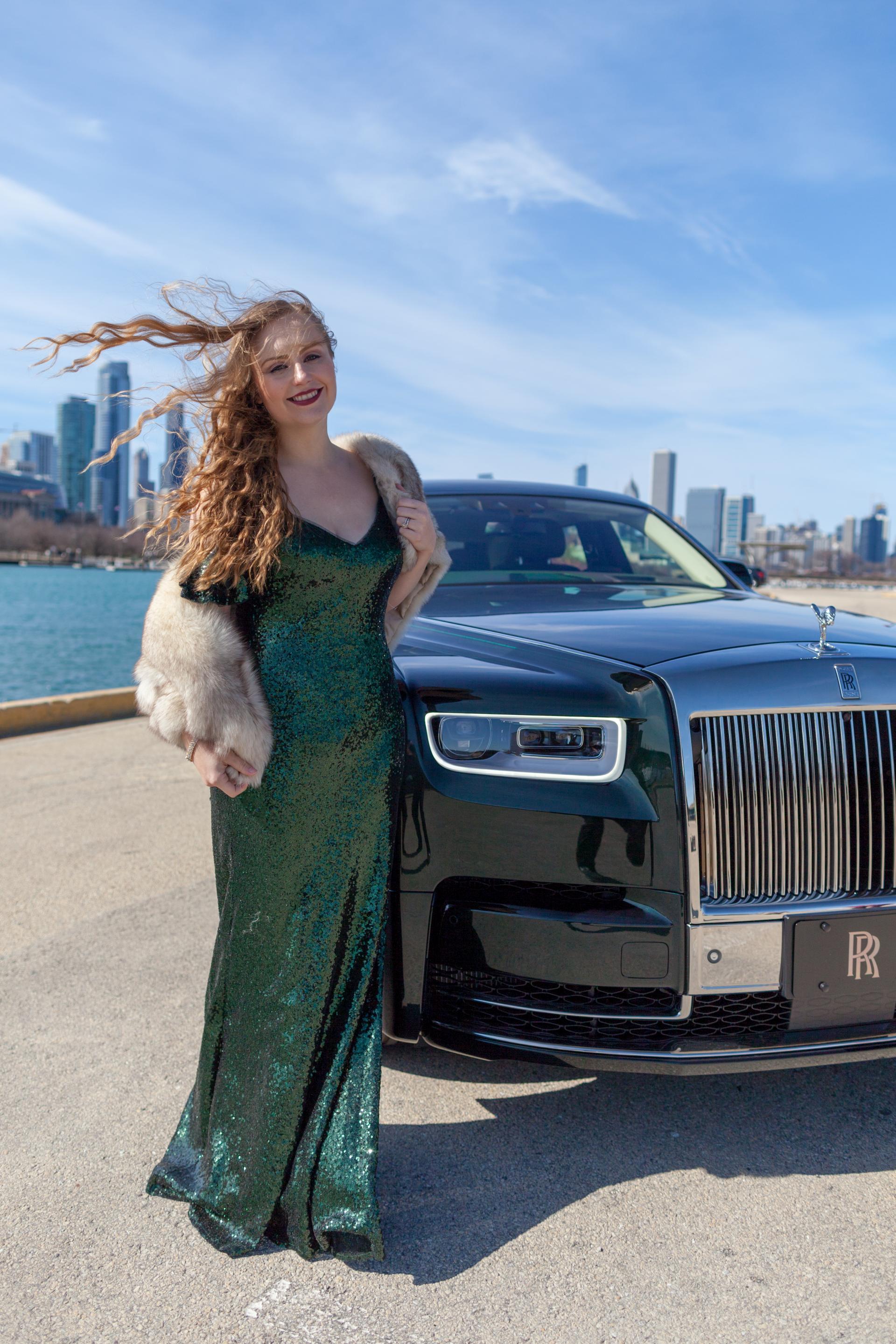 The Peninsula Chicago x Rolls-Royce