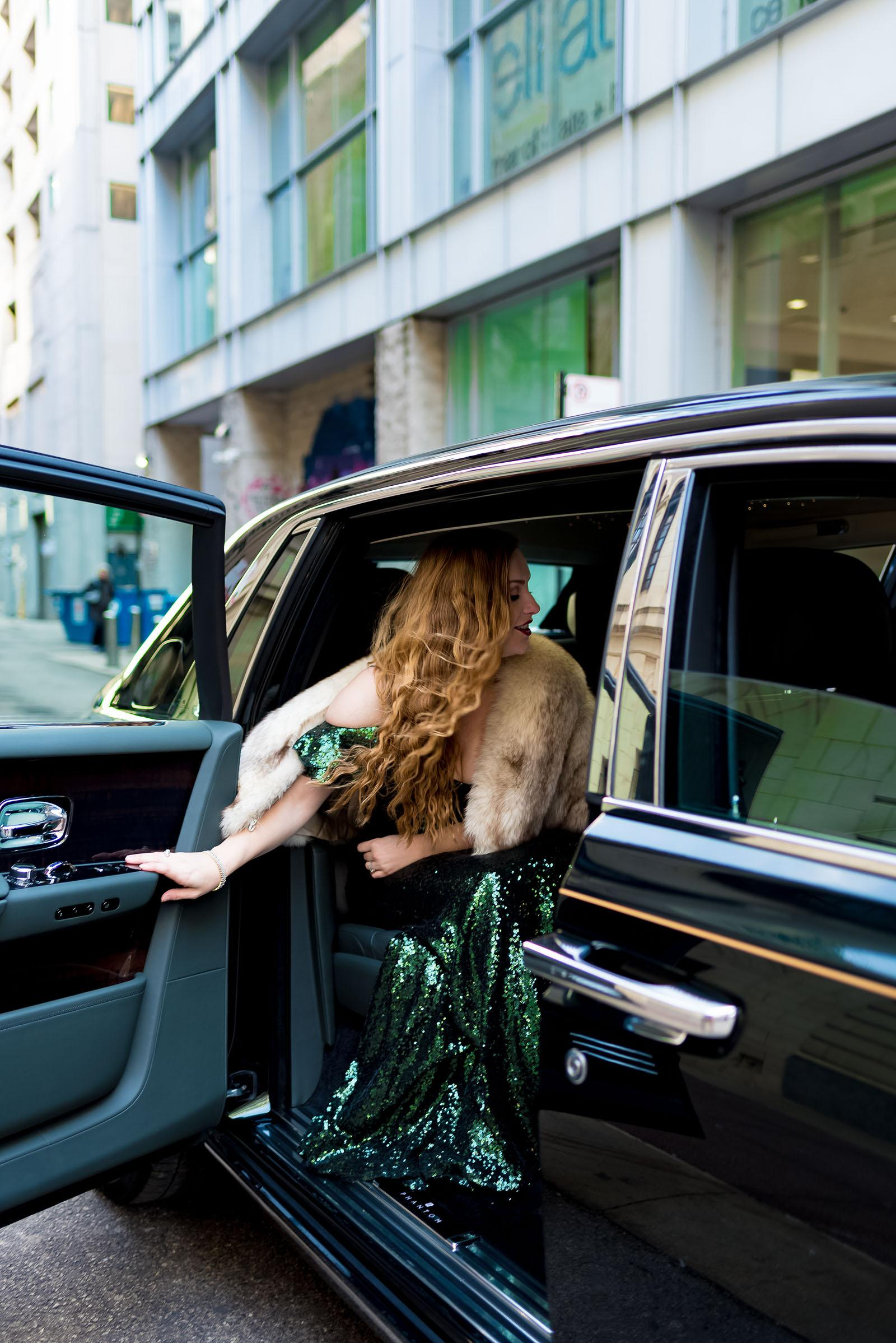 The Peninsula Chicago x Rolls-Royce