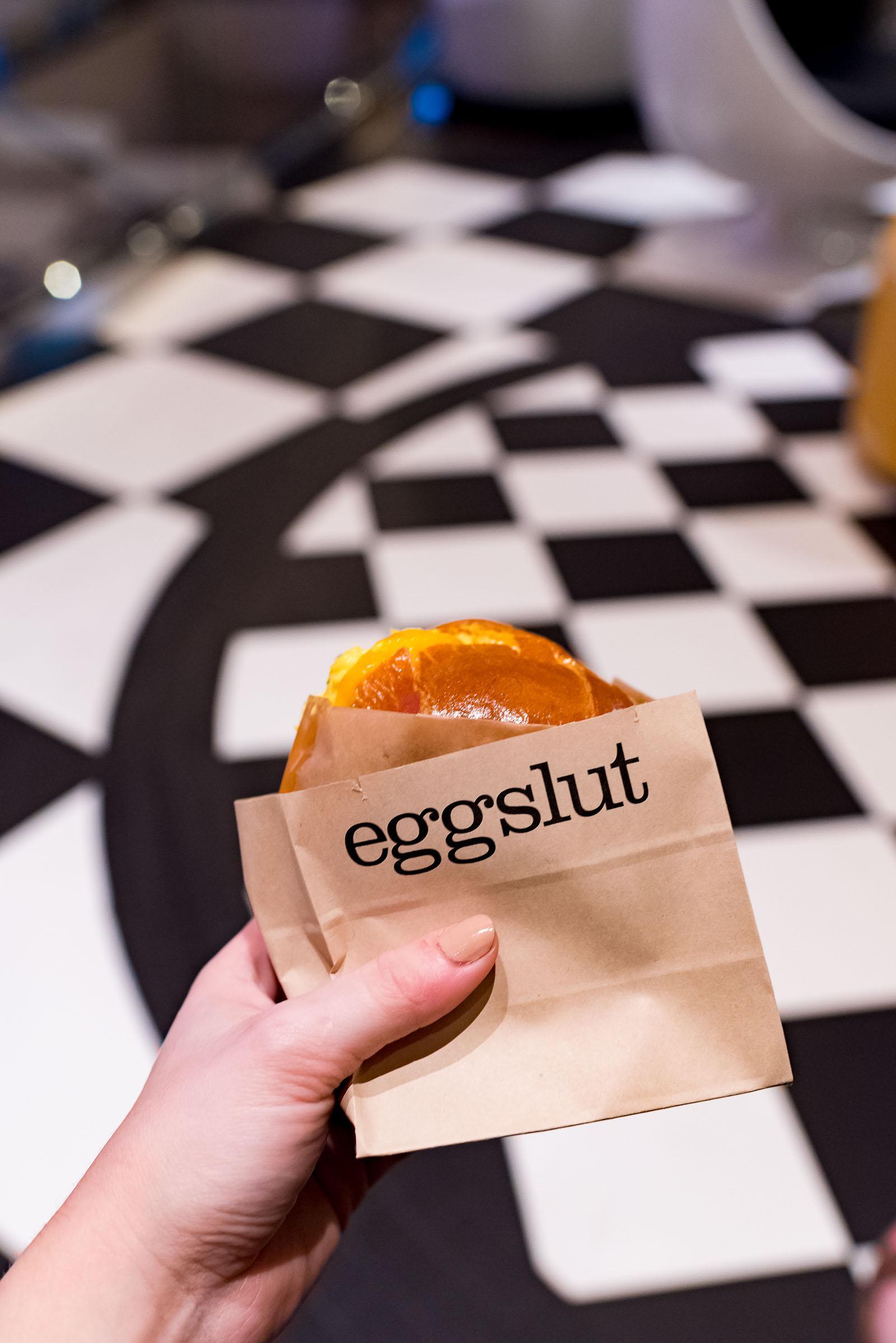 Eggslut Cosmopolitan Las Vegas