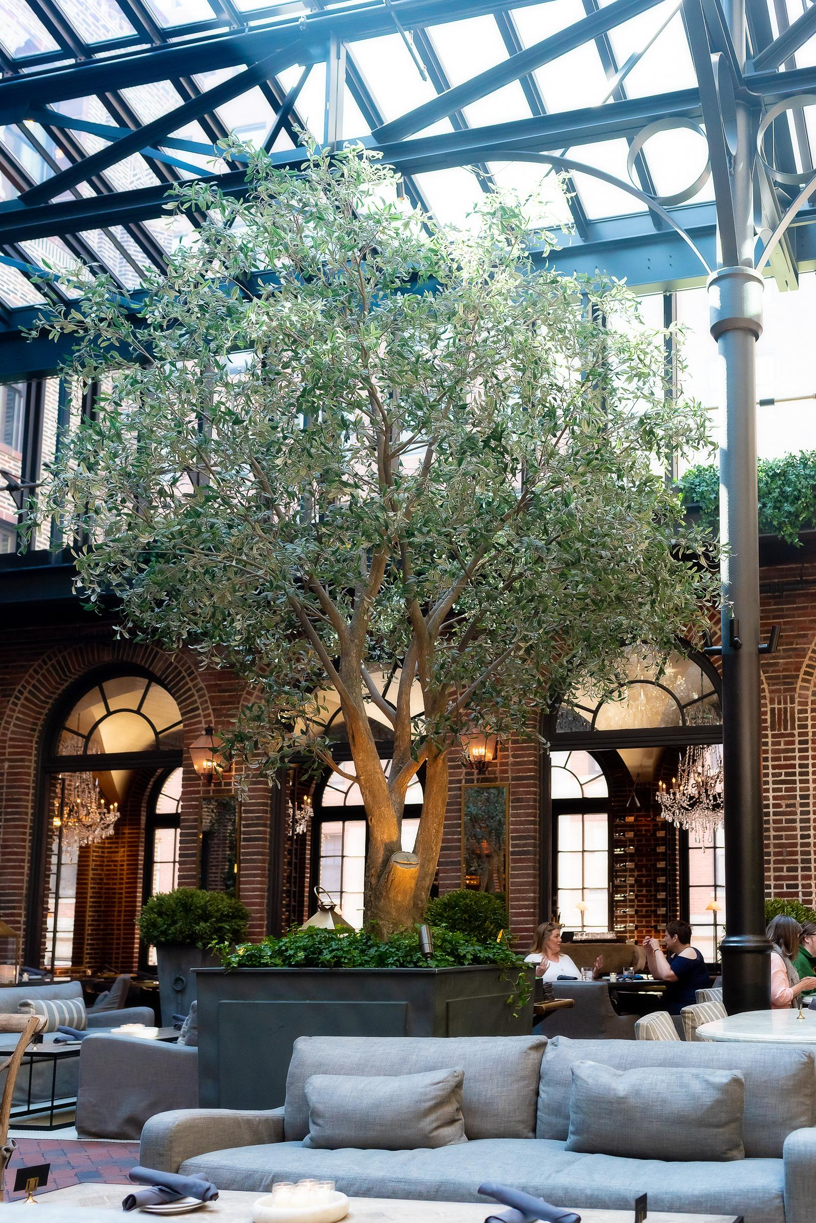 3 Arts Club Café Chicago Restoration Hardware