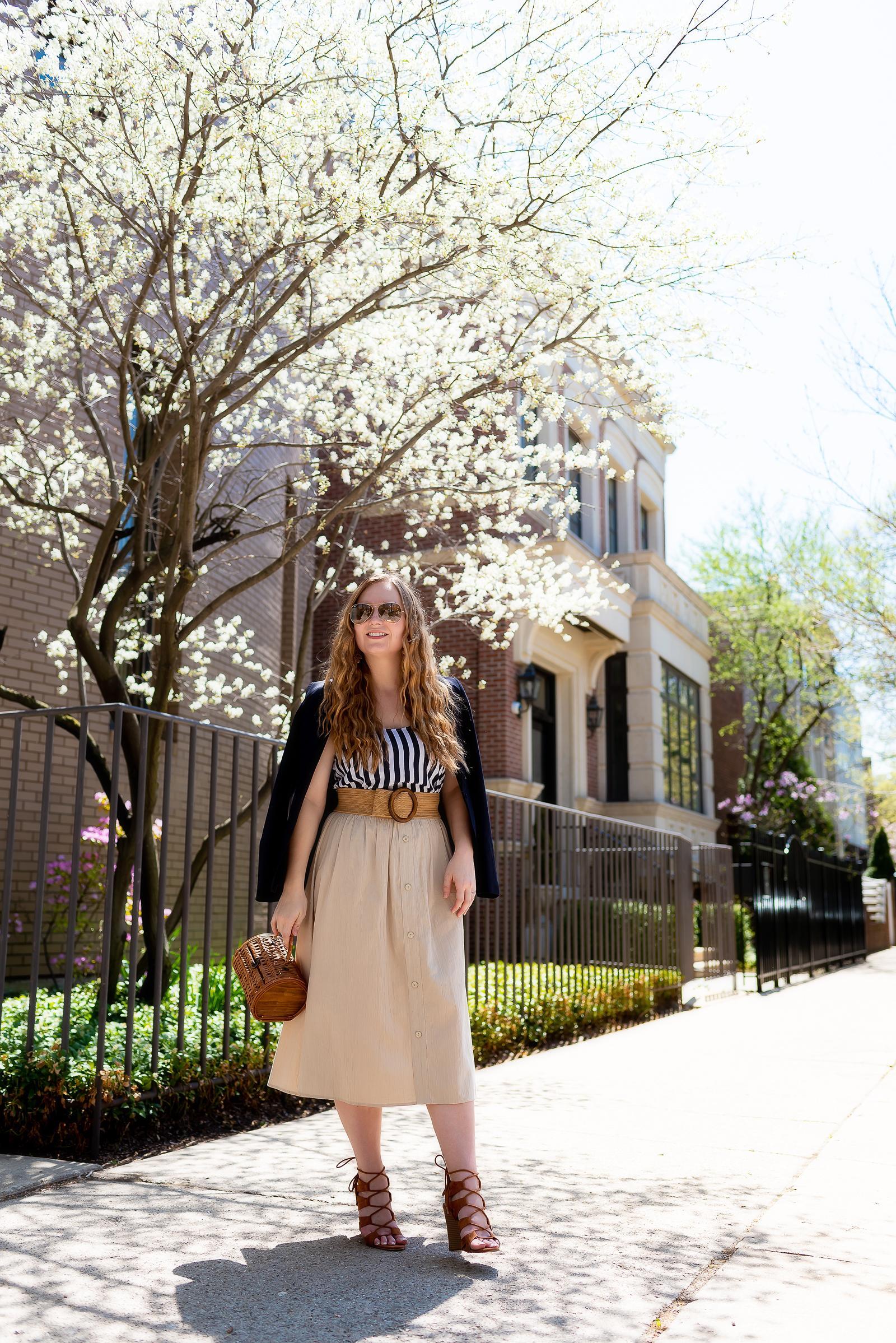 Spring Street Style Vintage