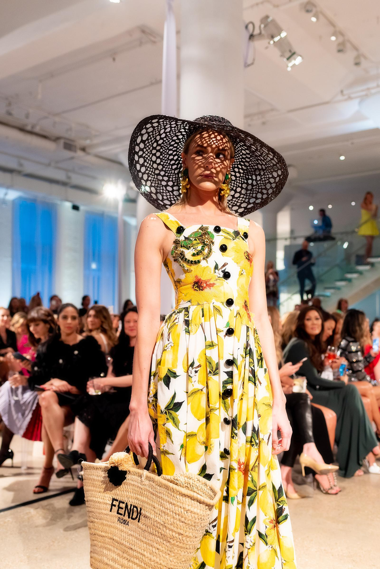 By Fashionaholic Runway Show Spring 2018
