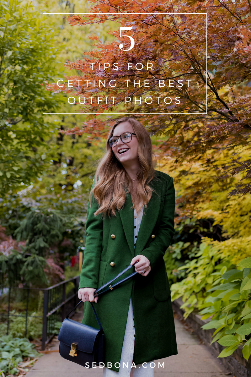 5 Tips For Best Outfit Photos