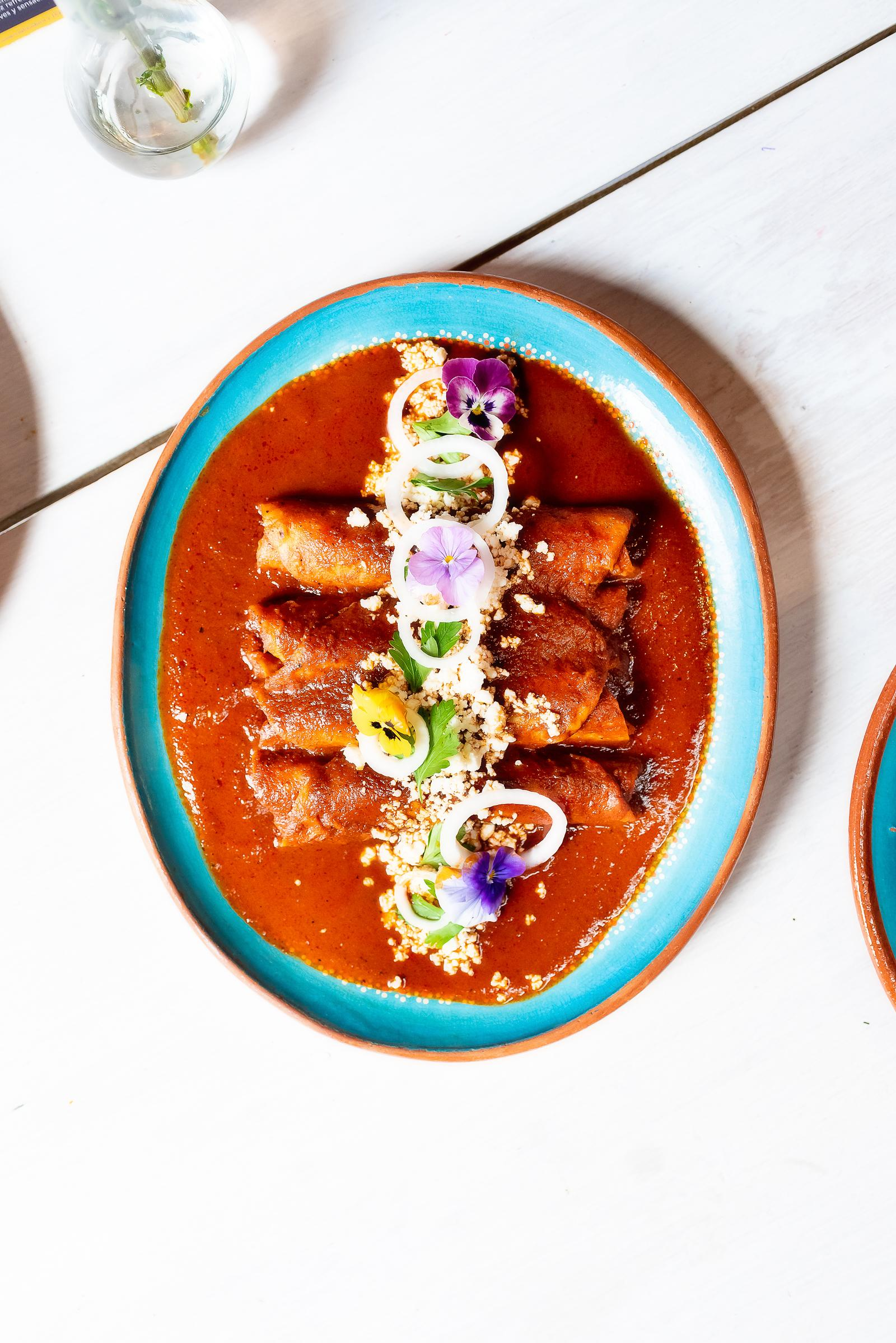 Cuish Restaurant Morelia Mexico