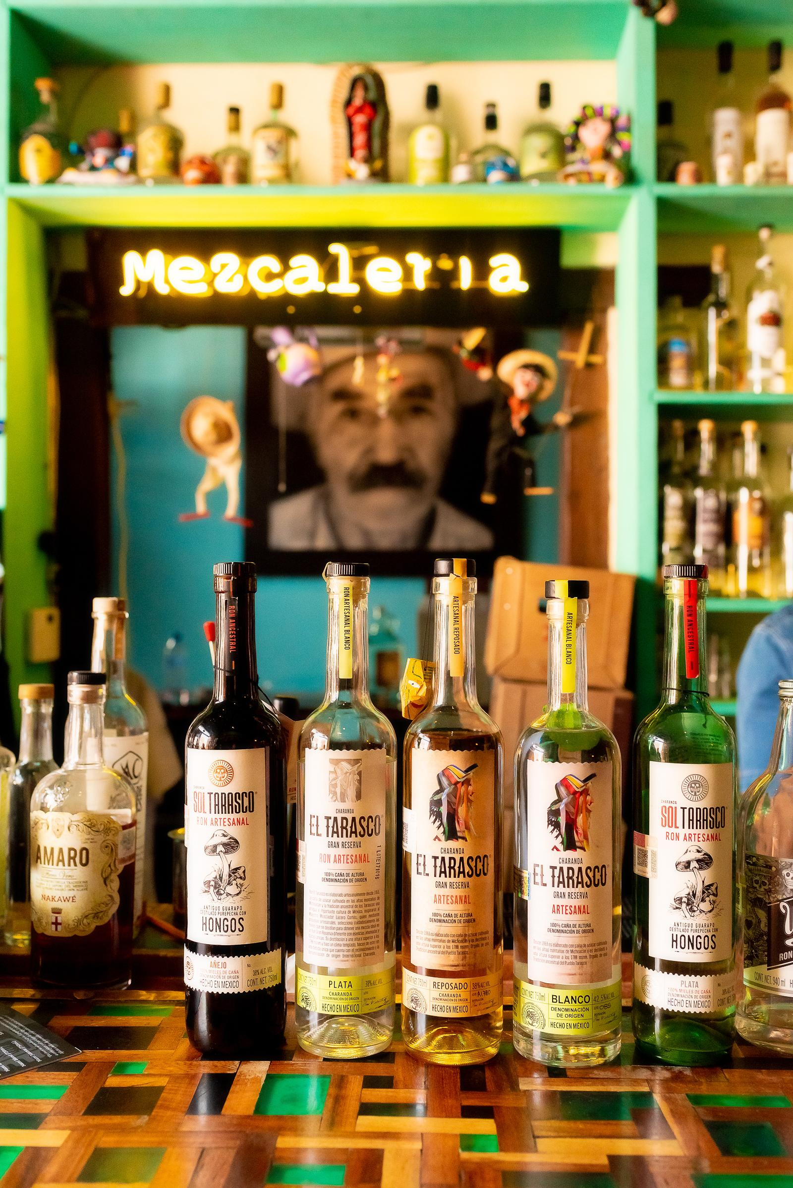 Tata Mezcaleria Morelia Mexico