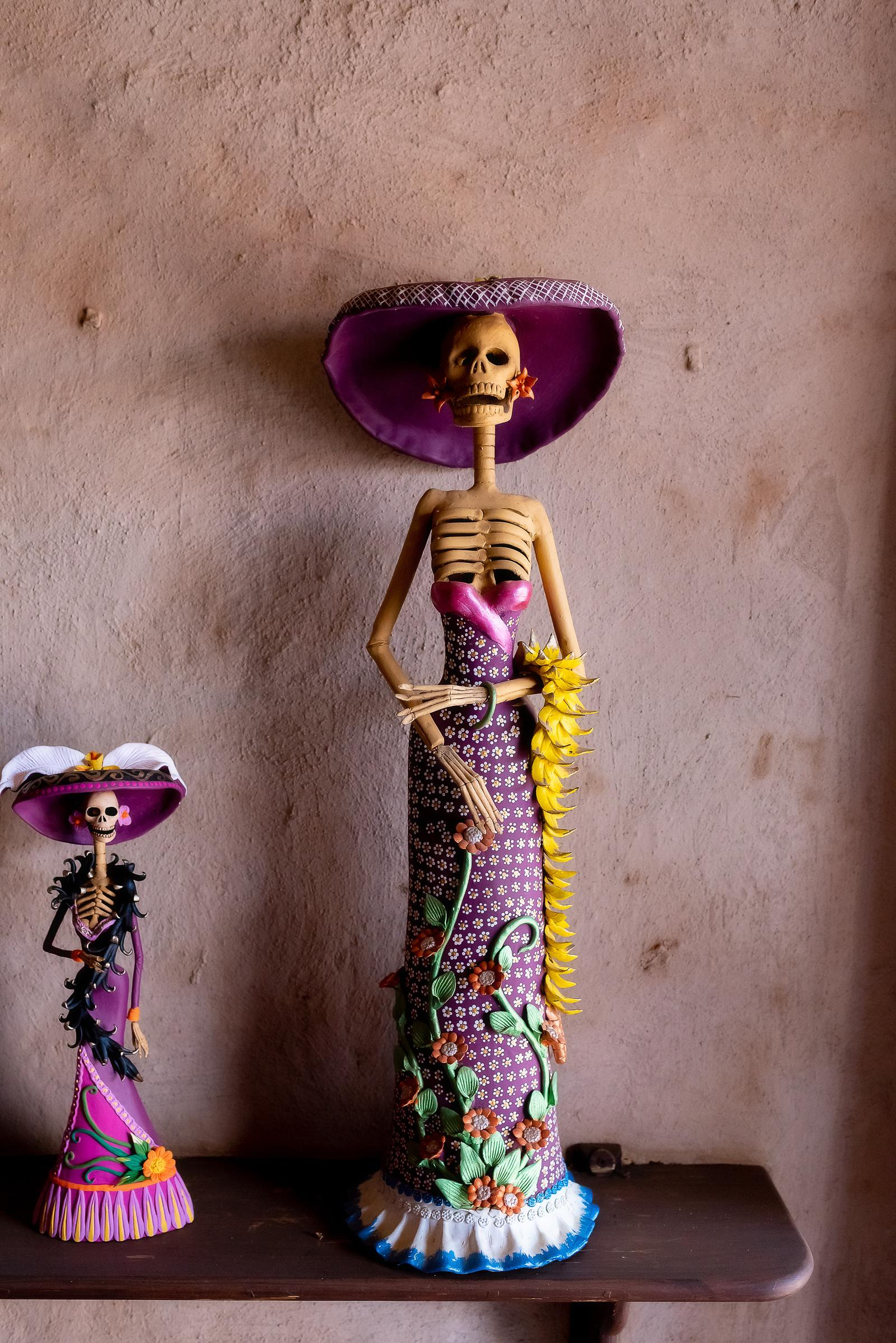 Capula Mexico Catrina Workshop