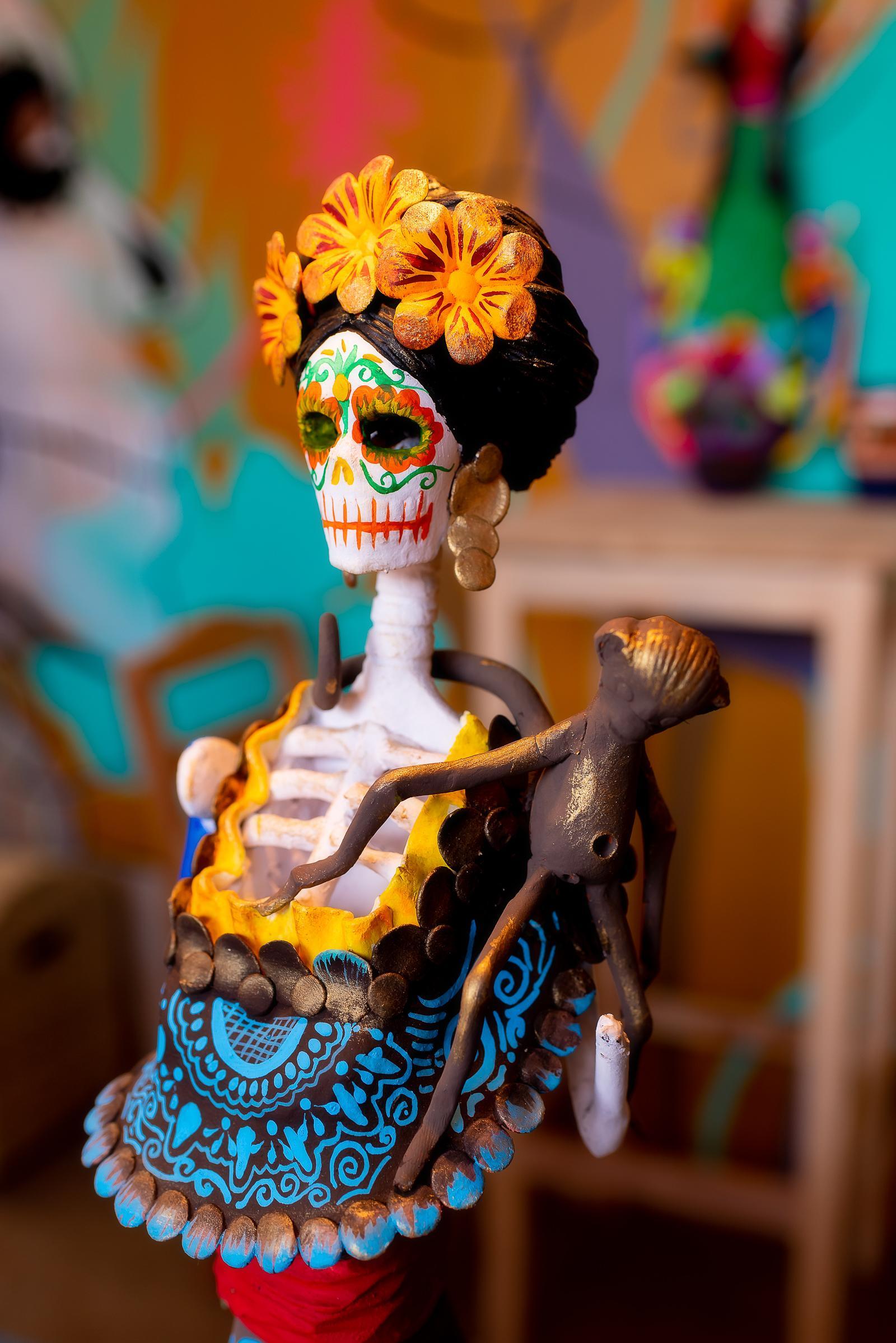 Capula Mexico Catrina Workshop