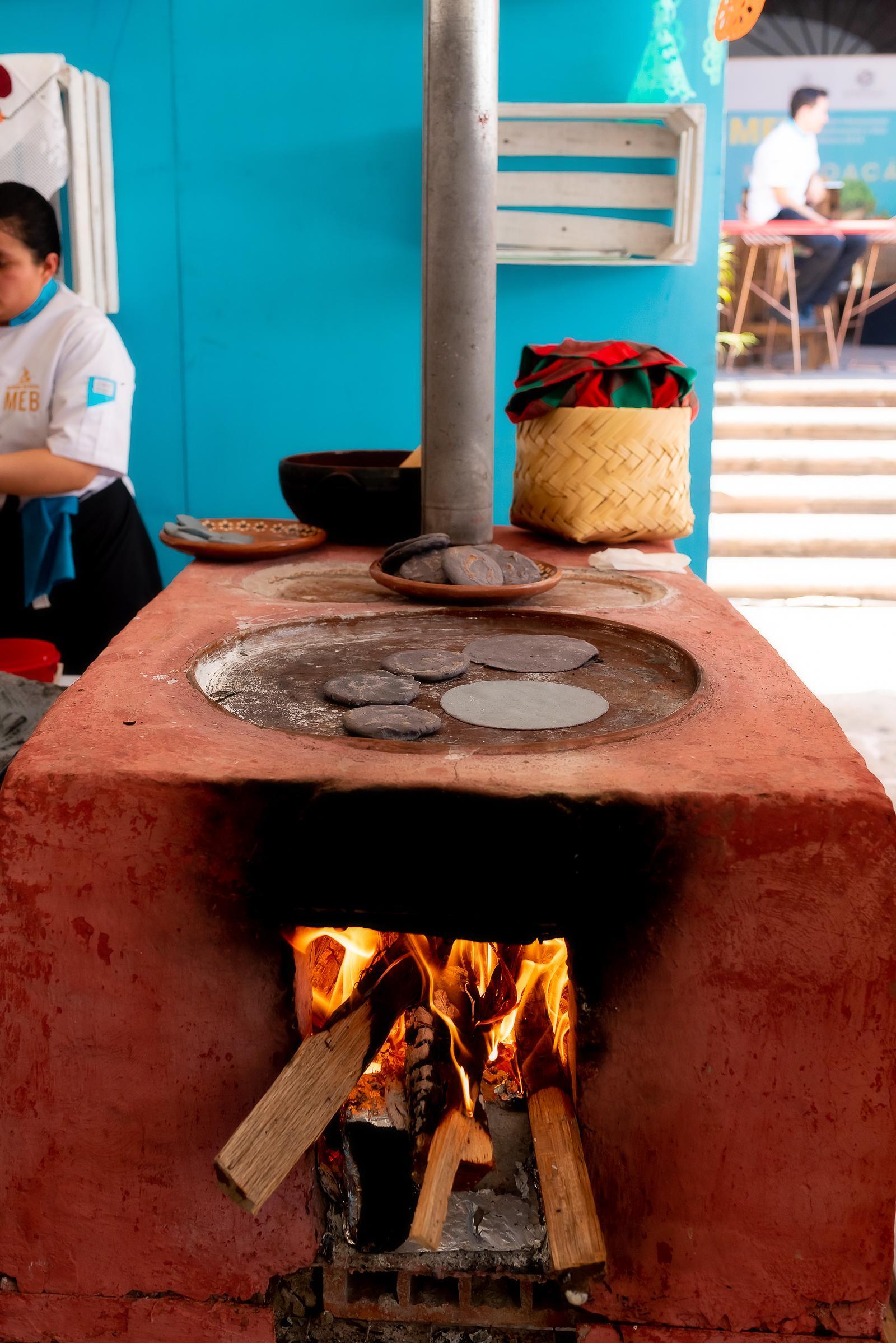 Morelia En Boca Food Festival Mexico