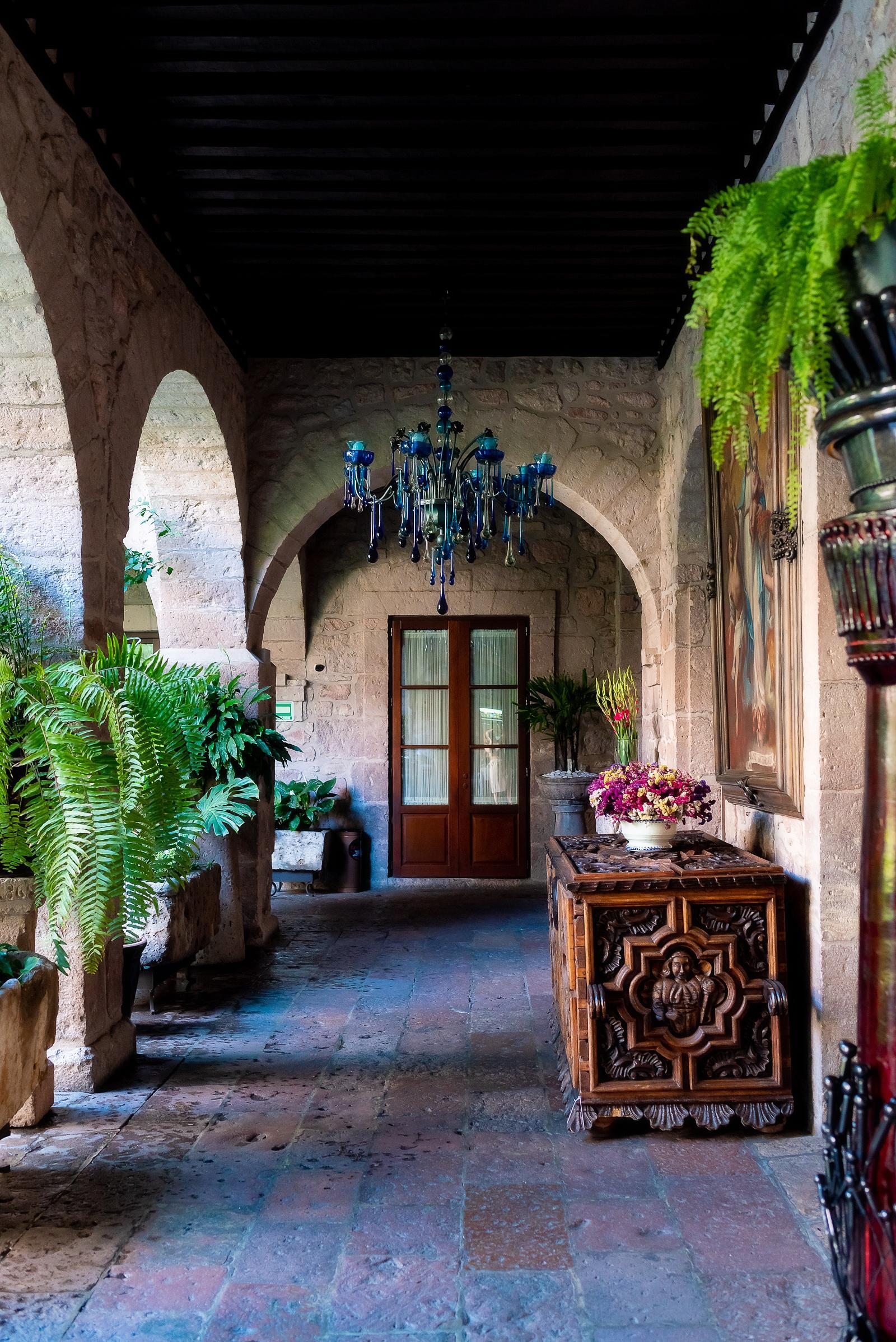 Hotel de la Soledad Morelia Mexico