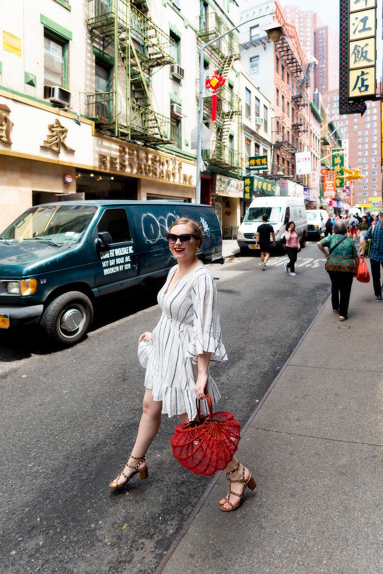 NYC Chinatown 2018
