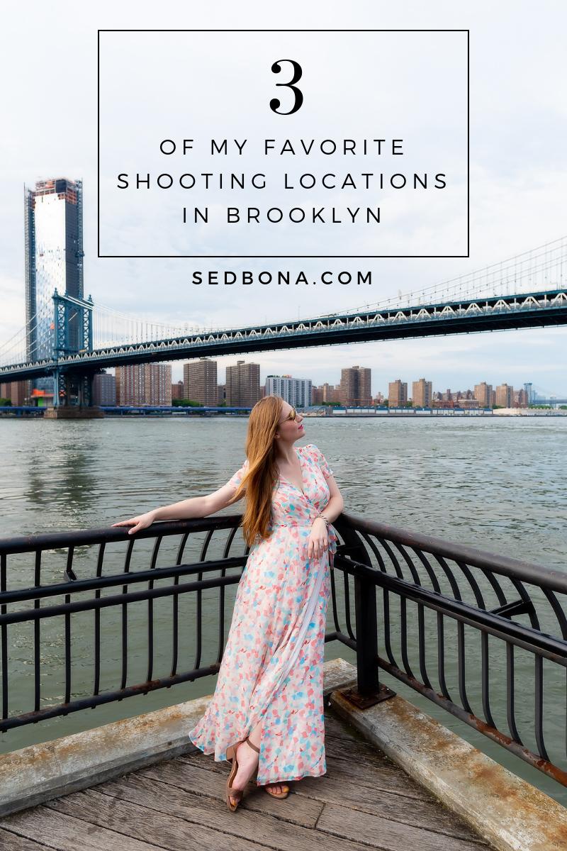 3 Favorite Brooklyn Photoshoot Locations